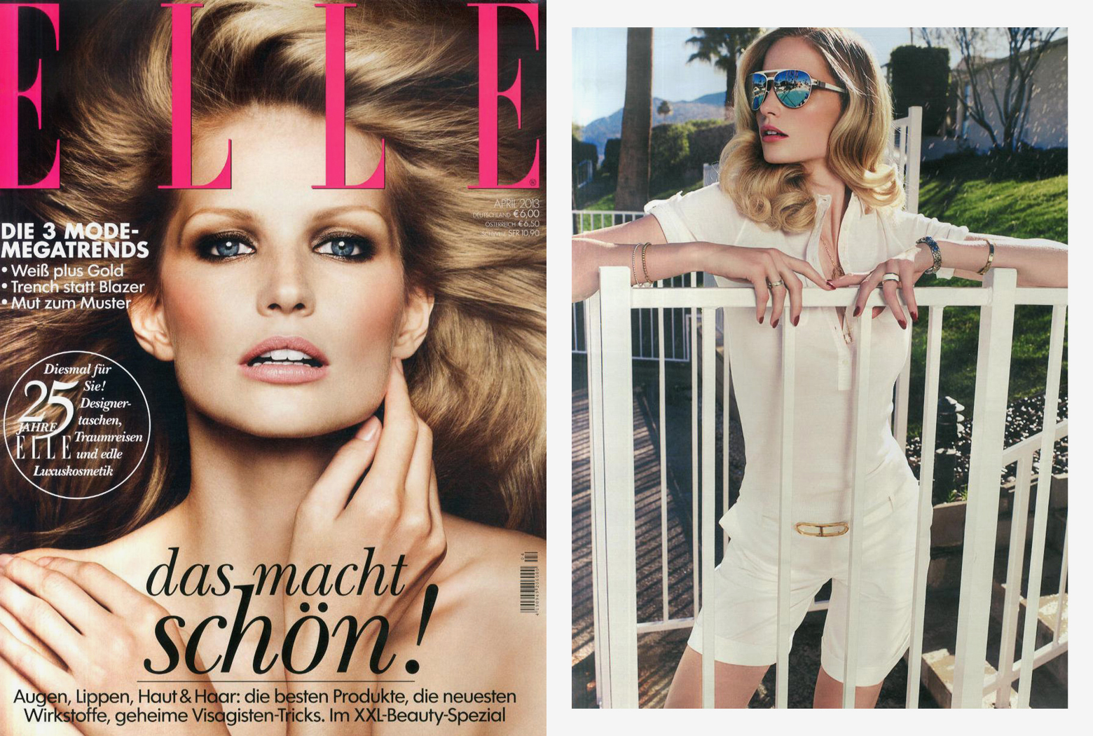 MYKITA Clipping Elle Germany