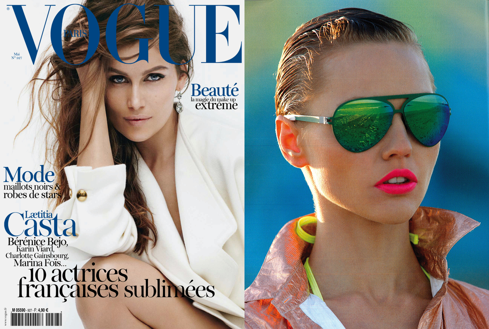 MYKITA Clipping Vogue France