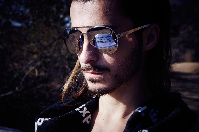 Mykita fashion designer bernhard willhelm catwalk - Bernard wilhelm ...