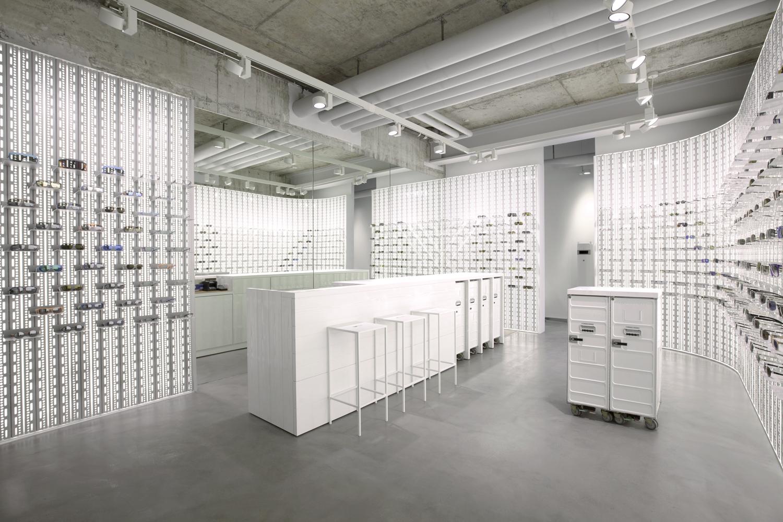 Mykita shop zermatt for Design shop berlin