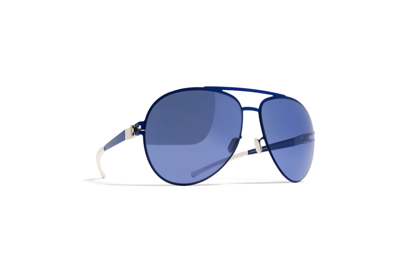 MYKITA Collab Bw No1 Sun Erwin F48 Internationalblue Scarlet Flash