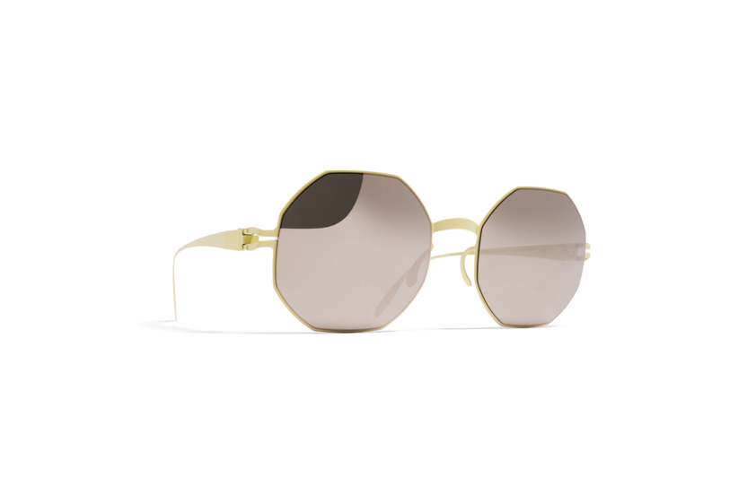 MYKITA Collab Bw No1 Sun Ursula F63 Sulfur Superivory Flash