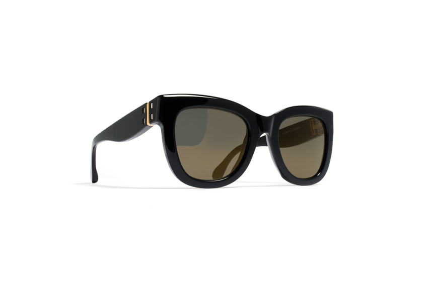 MYKITA Dd No2 Sun Dawn Black Brilliantgrey Solid