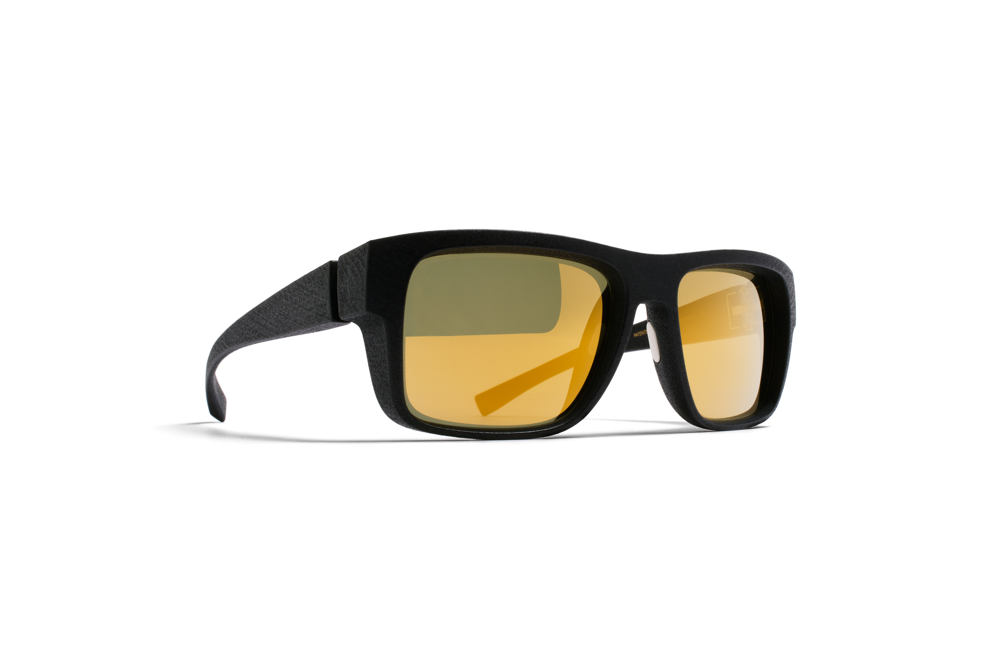 MYKITA For Palm Angels Mylon Sun Collab Calypso Pitch Black P1