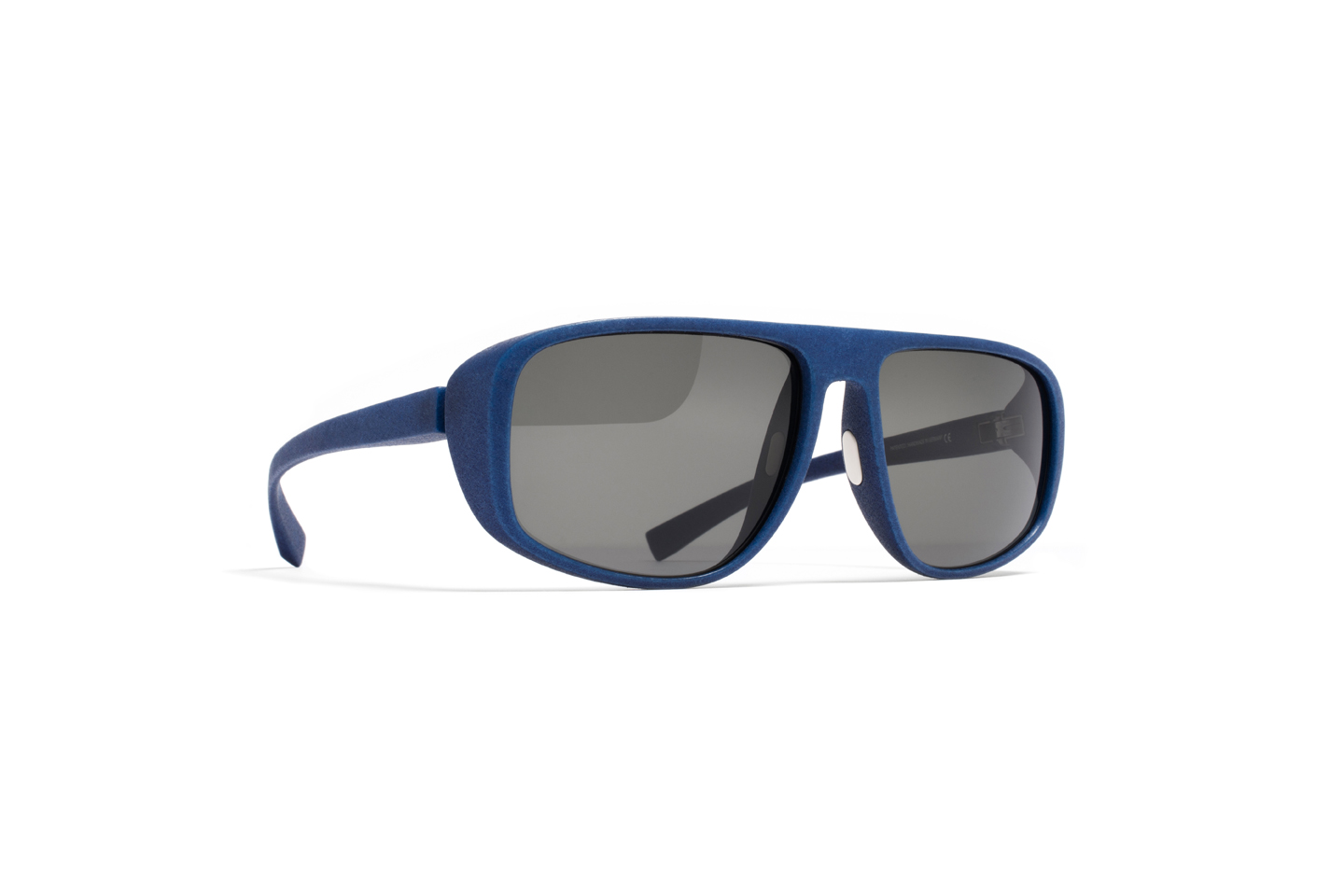 MYKITA Mylon Sun Niva Md18 Night Blue Grey Polarized P1