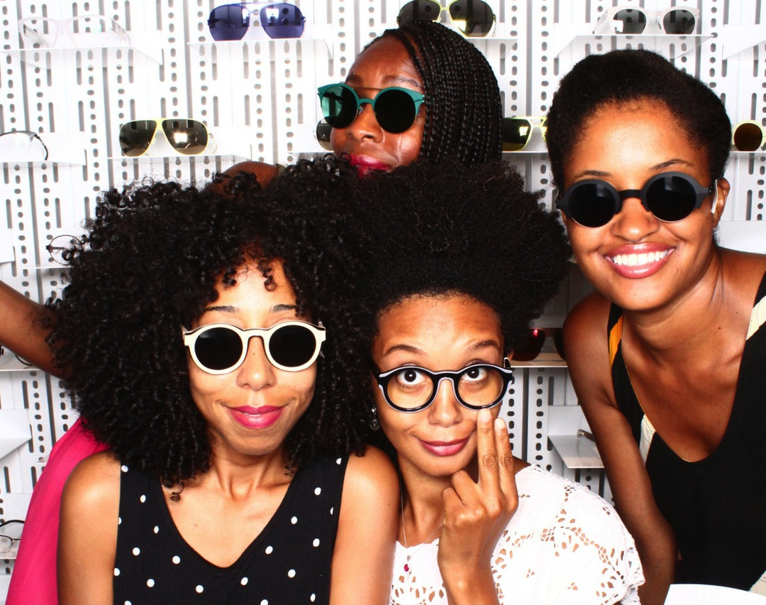 Celebrating the first anniversary of MYKITA's flagship store in New York City with an after-work drink and a photo-booth