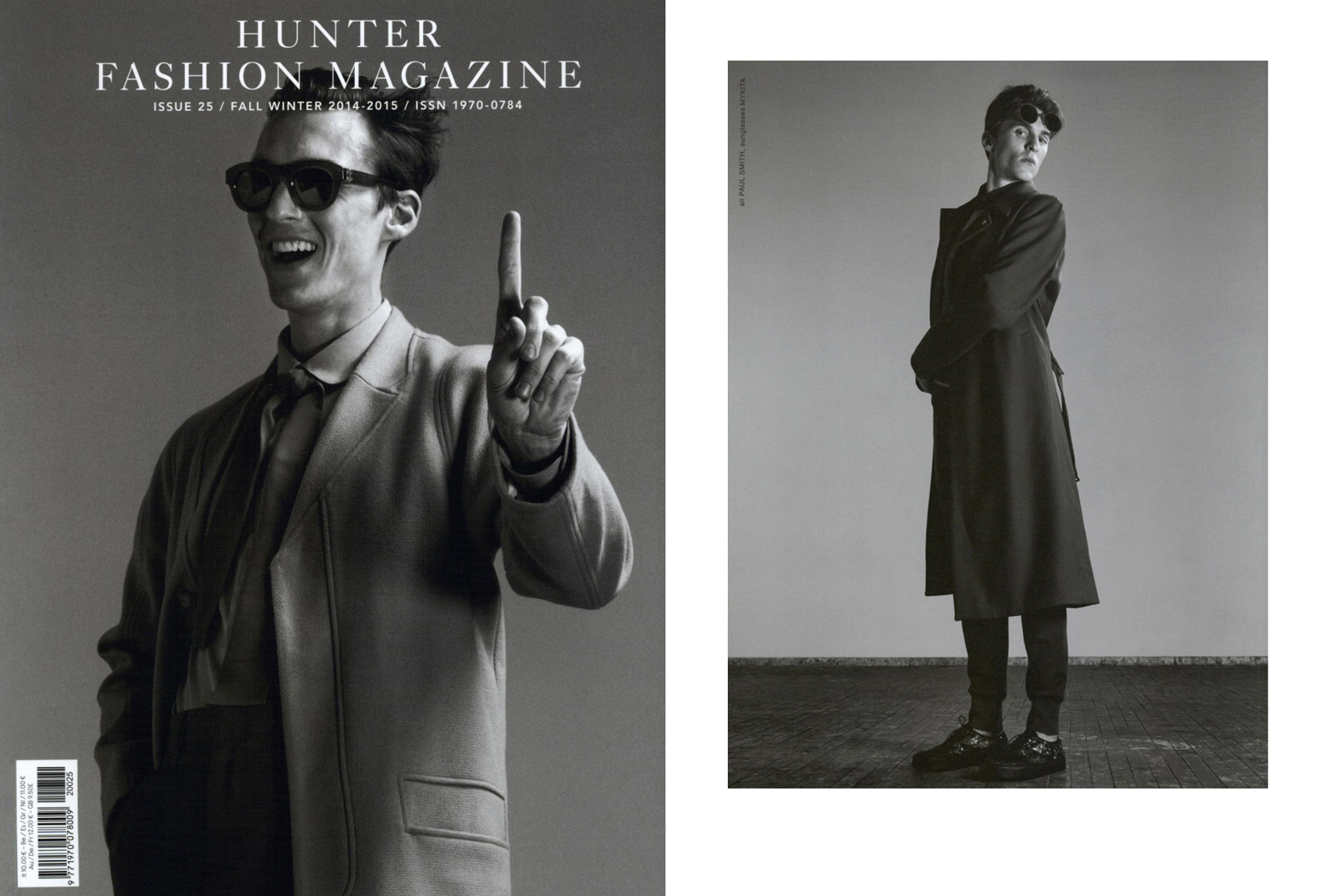MYKITA Clipping Hunter Italy