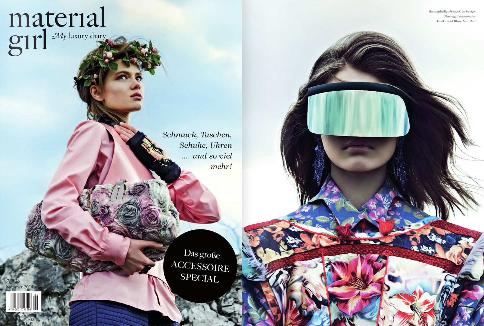 MYKITA Clipping Materialgirl Austria