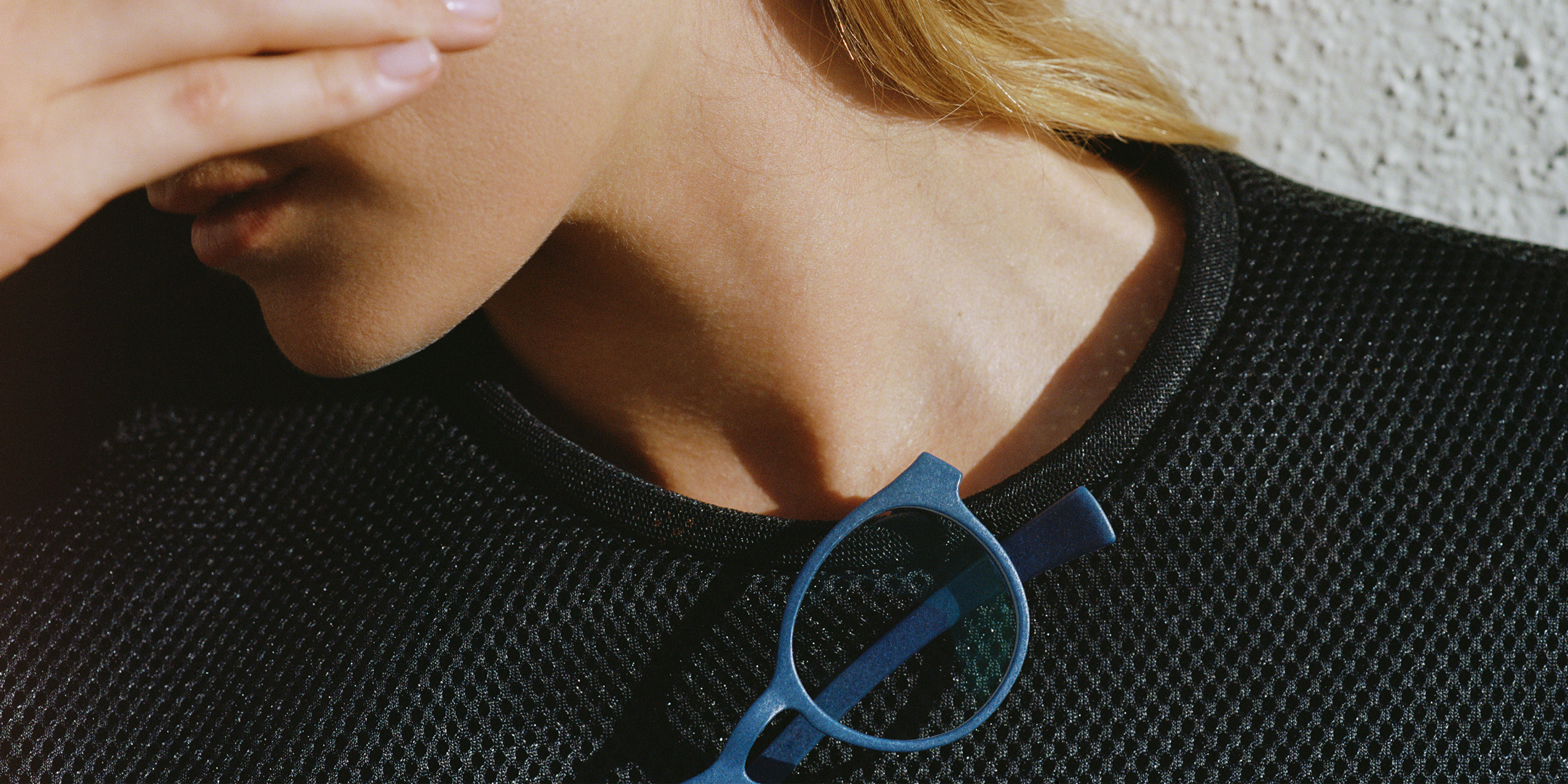 Sports meet fashion at the MYKITA MYLON 2015 campaign by Zoë Ghertner.