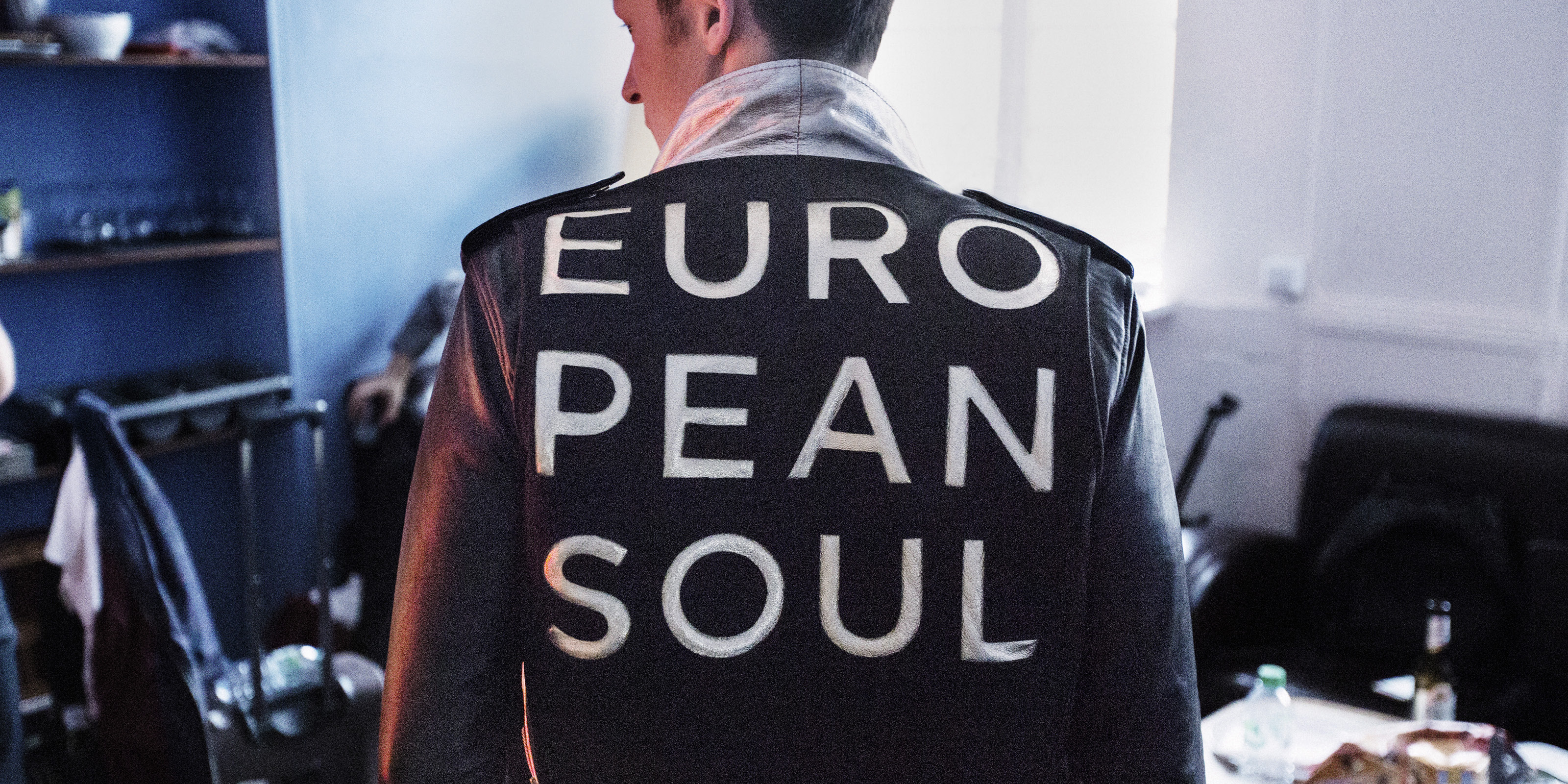 MYKITA Journal caught up with British band CITIZENS! in Berlin during the promo tour of their album European Soul.