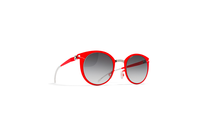 mykita first DODO, Kindersonnenbrille in cat-eye Form von MYKITA