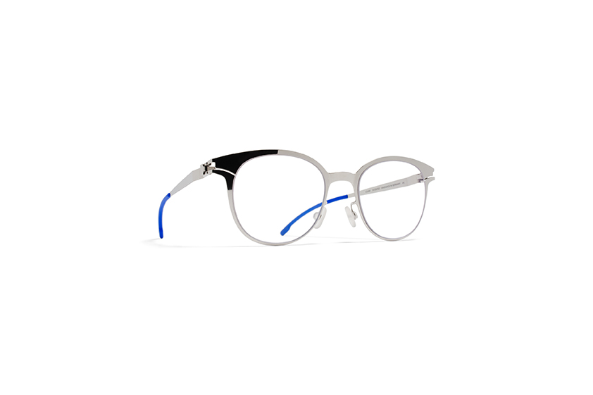 mykita first FLIP, panto shaped prescription glasses for children by MYKITA
