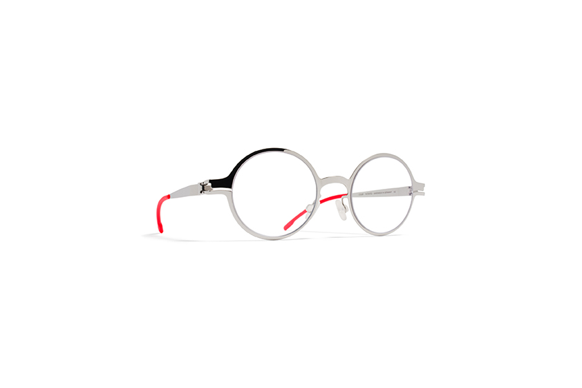 mykita first PANDA, round prescription glasses for children by MYKITA
