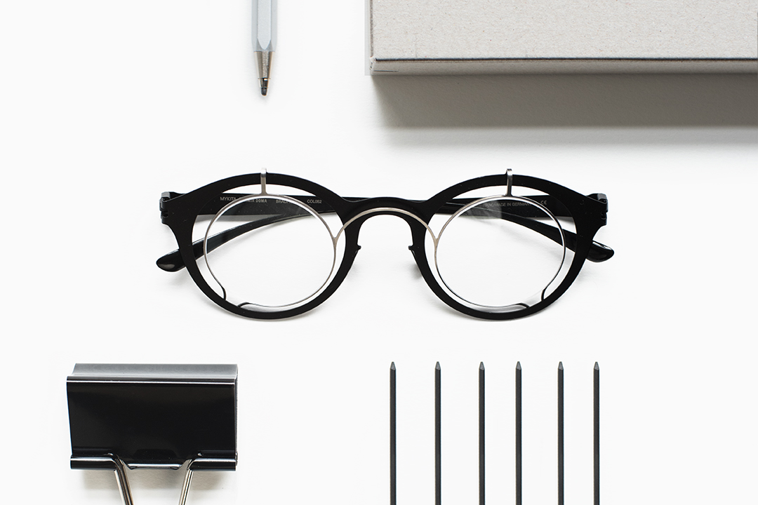 MYKITA / Damir Doma prescription frame BRADFIELD in MYKITA's selection of the best glasses for inquiring minds