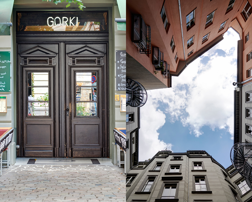 Gorki Apartments in der MYKITA Berlin Guide: STAY