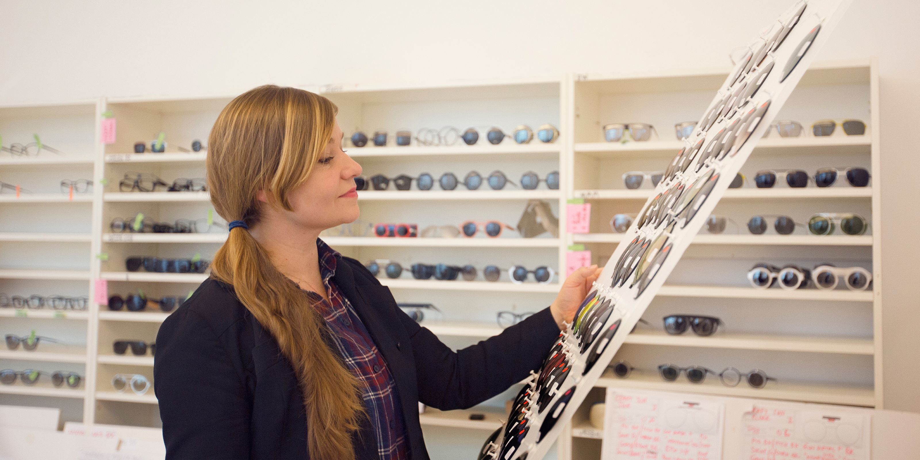 Meet the HAUS: Melanie auf MYKITA Journal