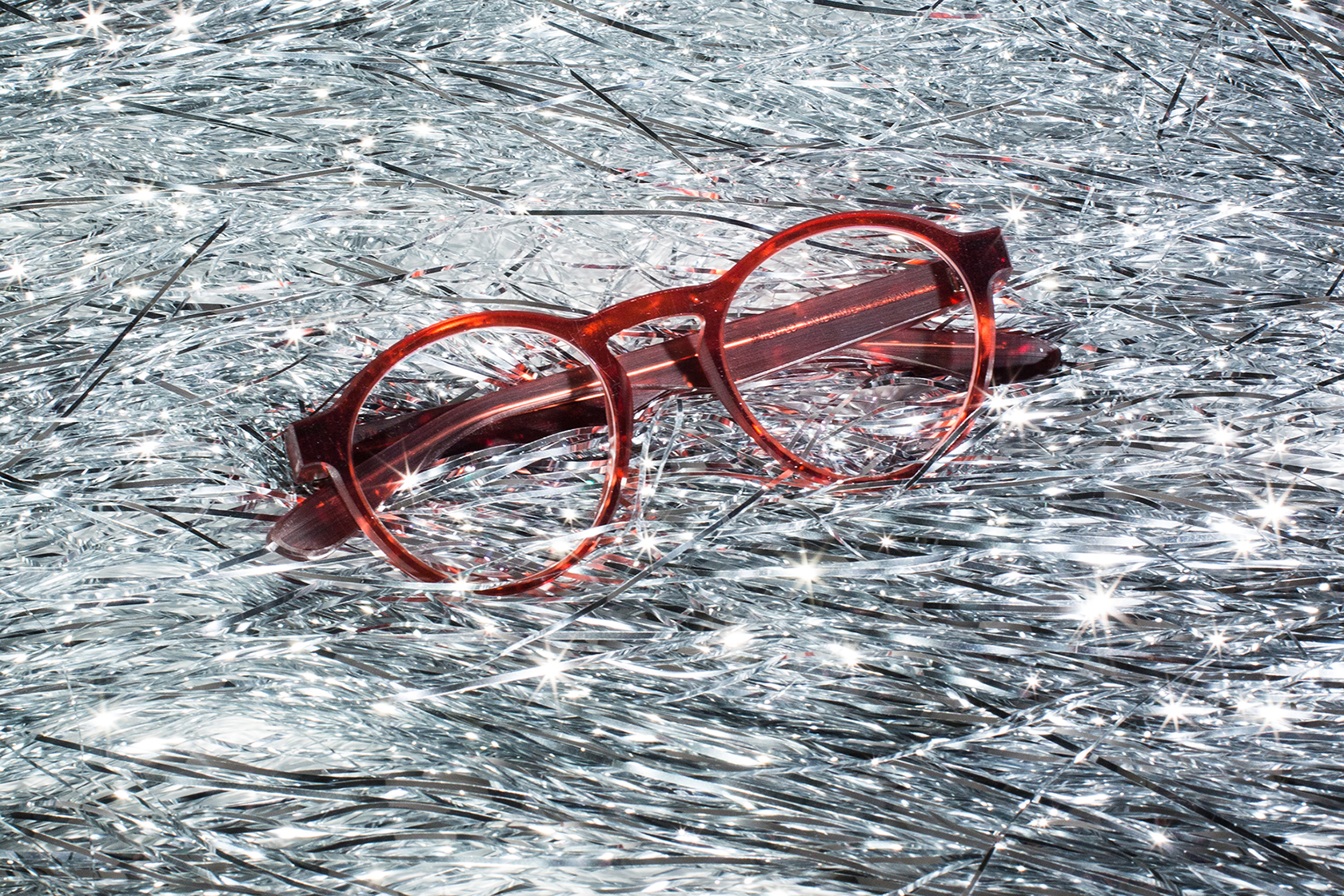 MYKITA + Maison Margiela prescription glasses MMRAW002 in MYKITA Journal's best glasses for the holidays
