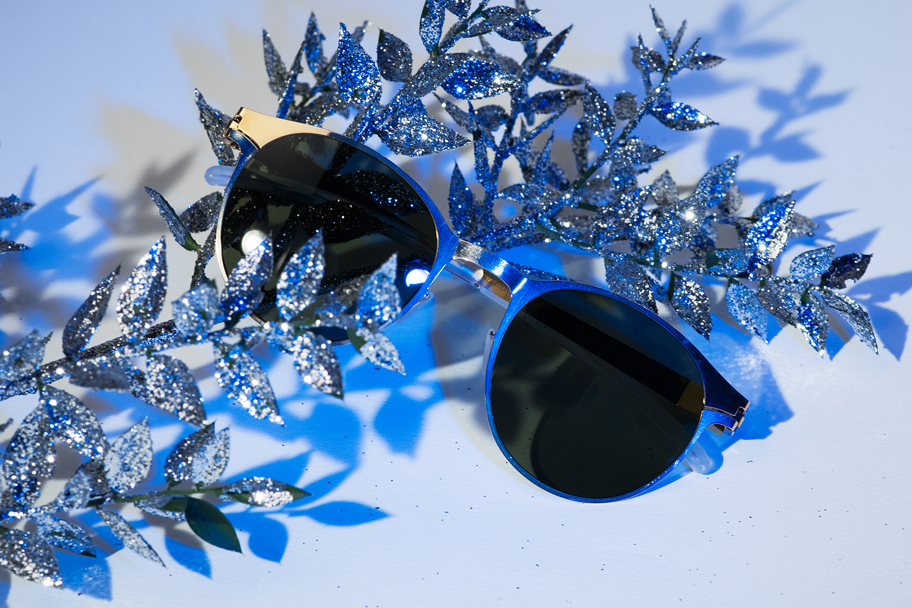 MYKITA panto sunglasses PEYTON in MYKITA Journal's best glasses for the holidays