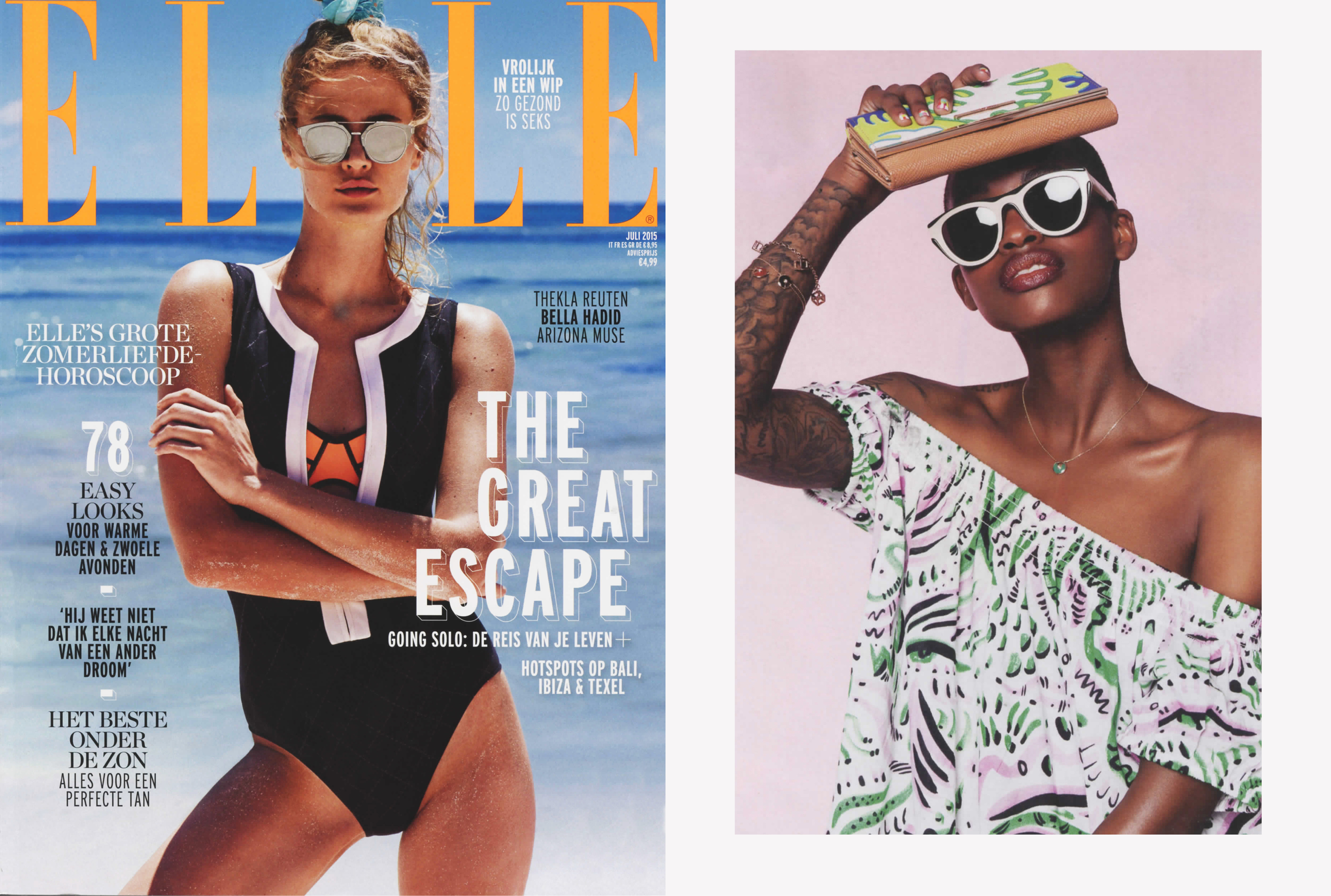 MYKITA Press Review June Elle Nl