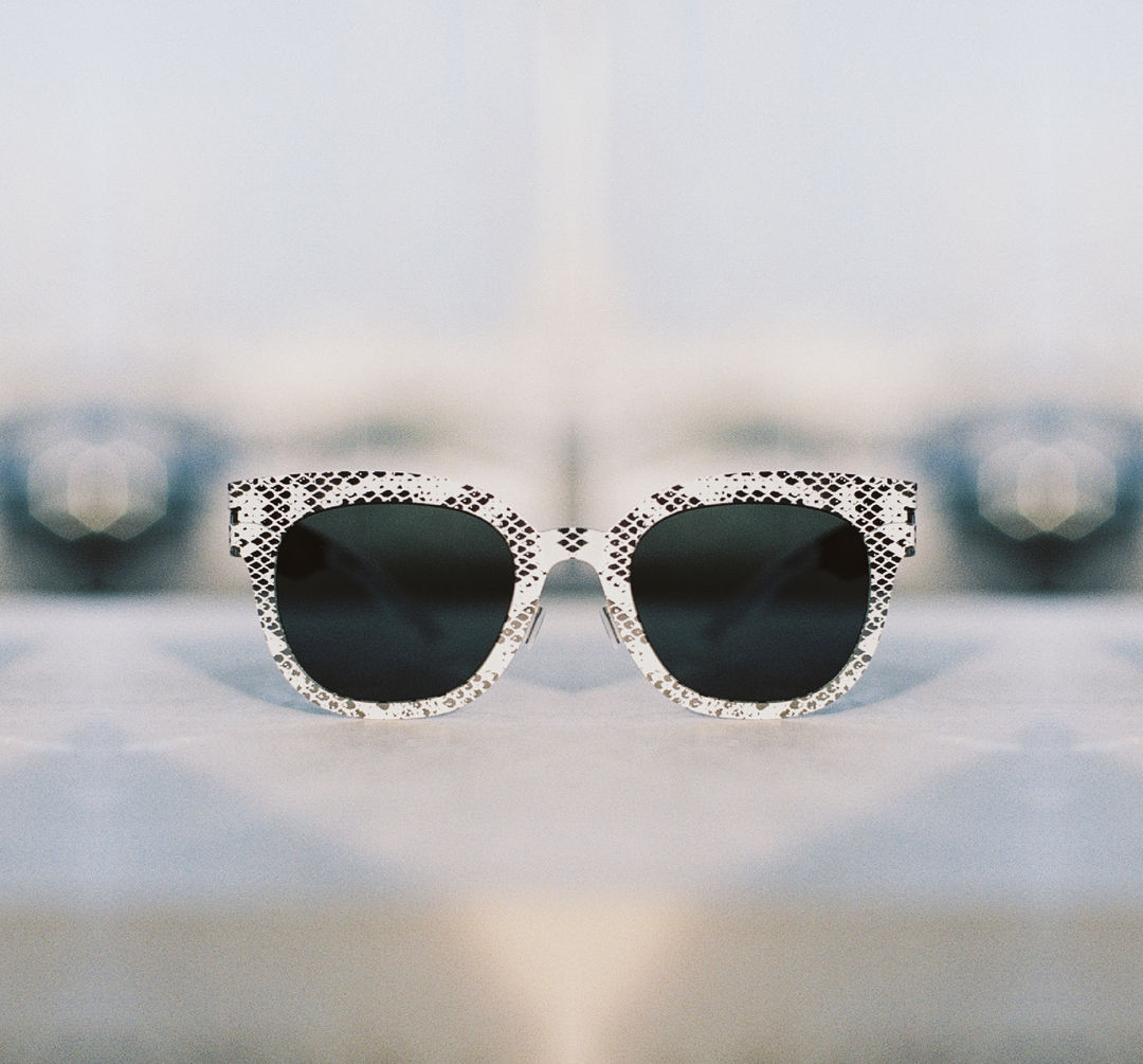Mykita & Maison Margiela Transfer 001 sunglasses Maison Martin Margiela CfomEd9J
