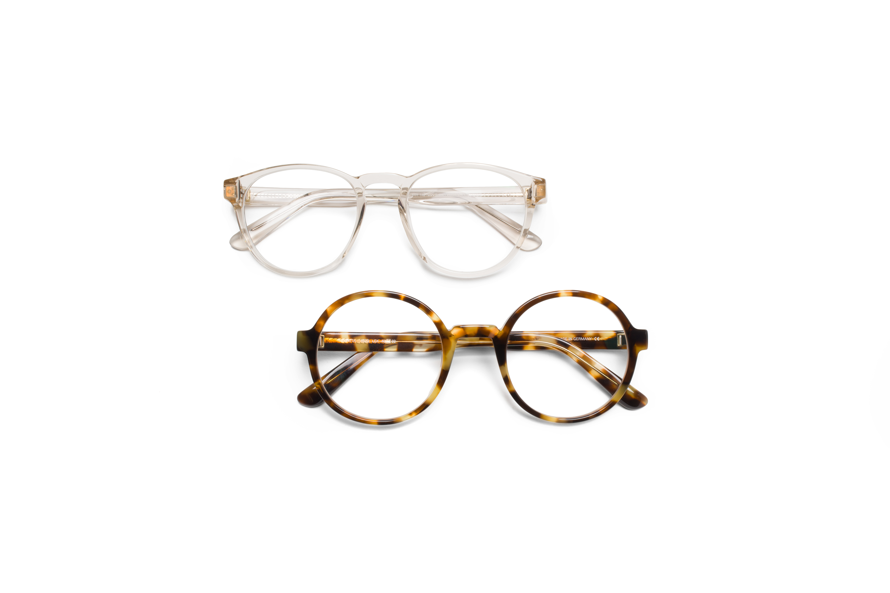 MYKITA No2 Rx Geoffrey Champagne Clear No2 Rx Lex Cocoa Sprinkles Clear Gs Tif