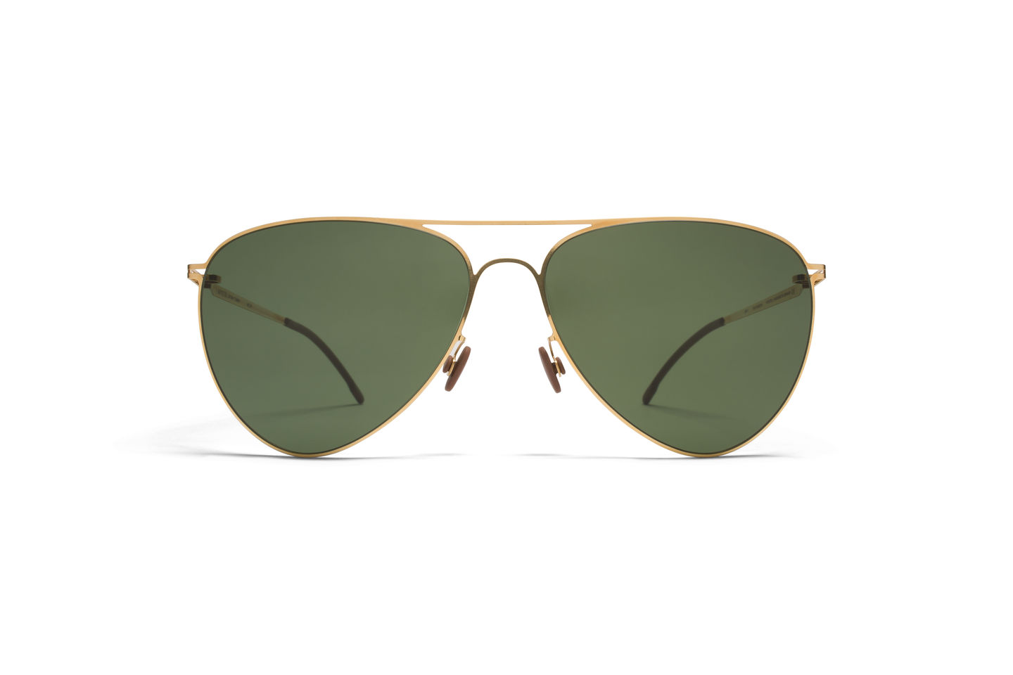 MYKITA aviator sunglasses TJURRE in MYKITA JOURNAL's Tropical Edit