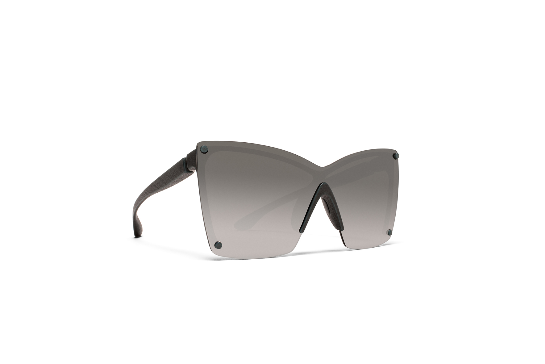 MYKITA Bw Sun Tyrese Md8 Storm Grey Silver Flash