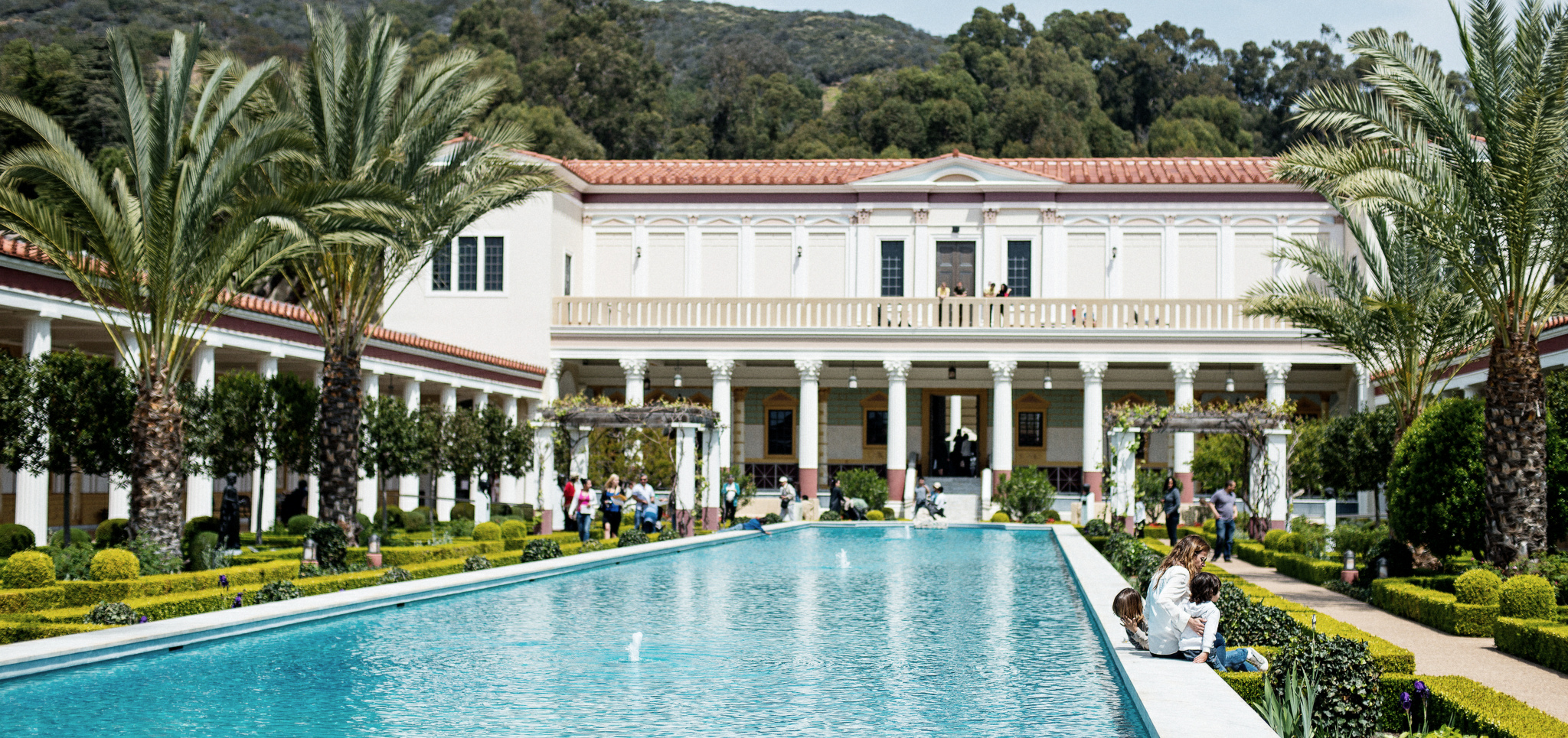 Getty Villa Los Angeles MYKITA Journal Photo By Thous And Wonders As