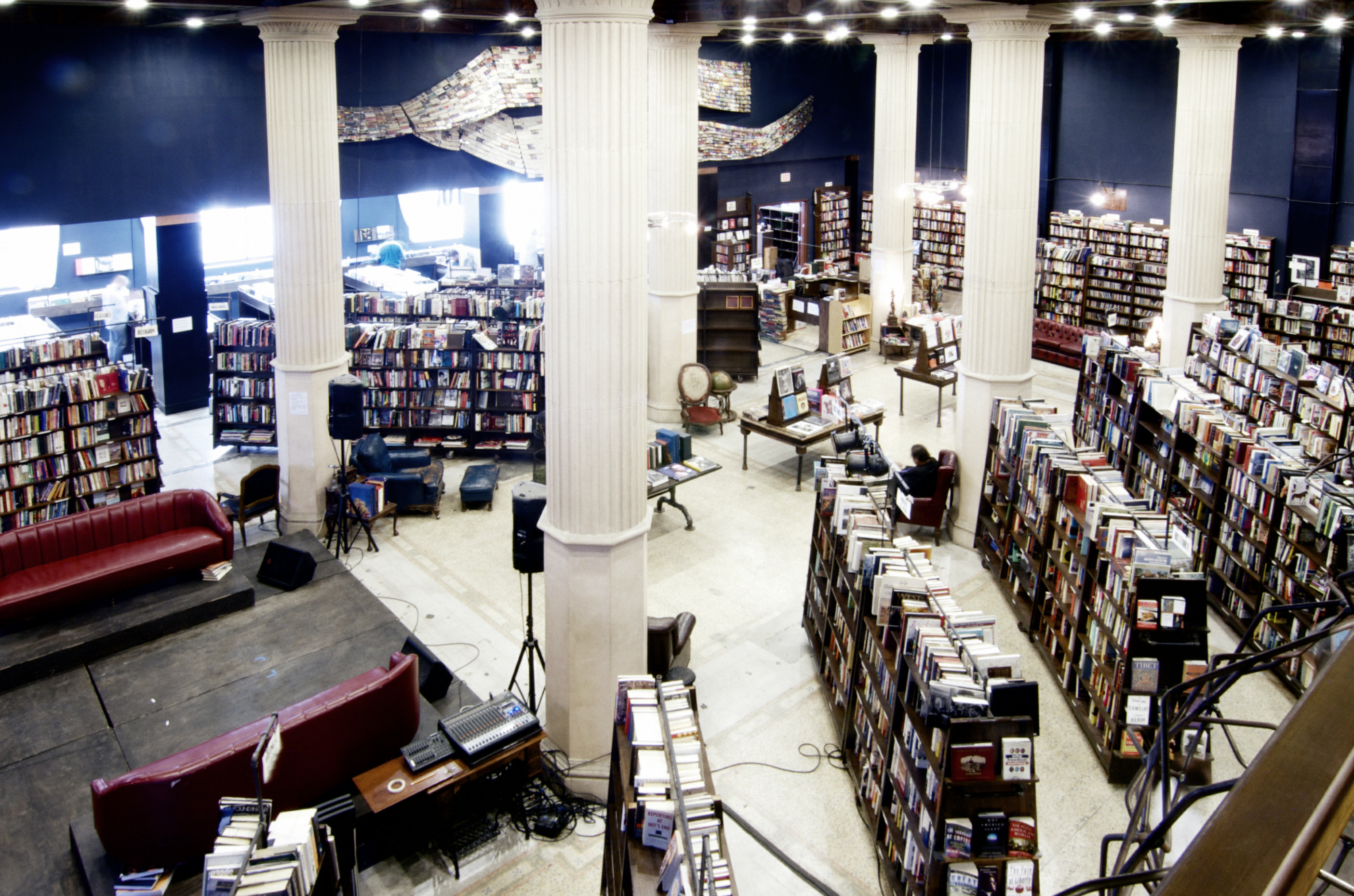 The Last Bookstore Los Angeles MYKITA Journal By James Garcia As