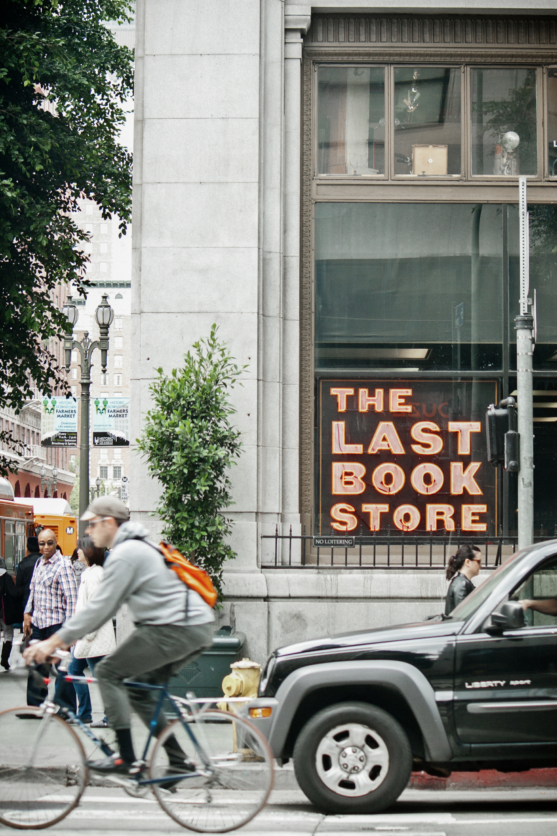 The Last Bookstore Los Angeles MYKITA Journal By Kim Garcia As
