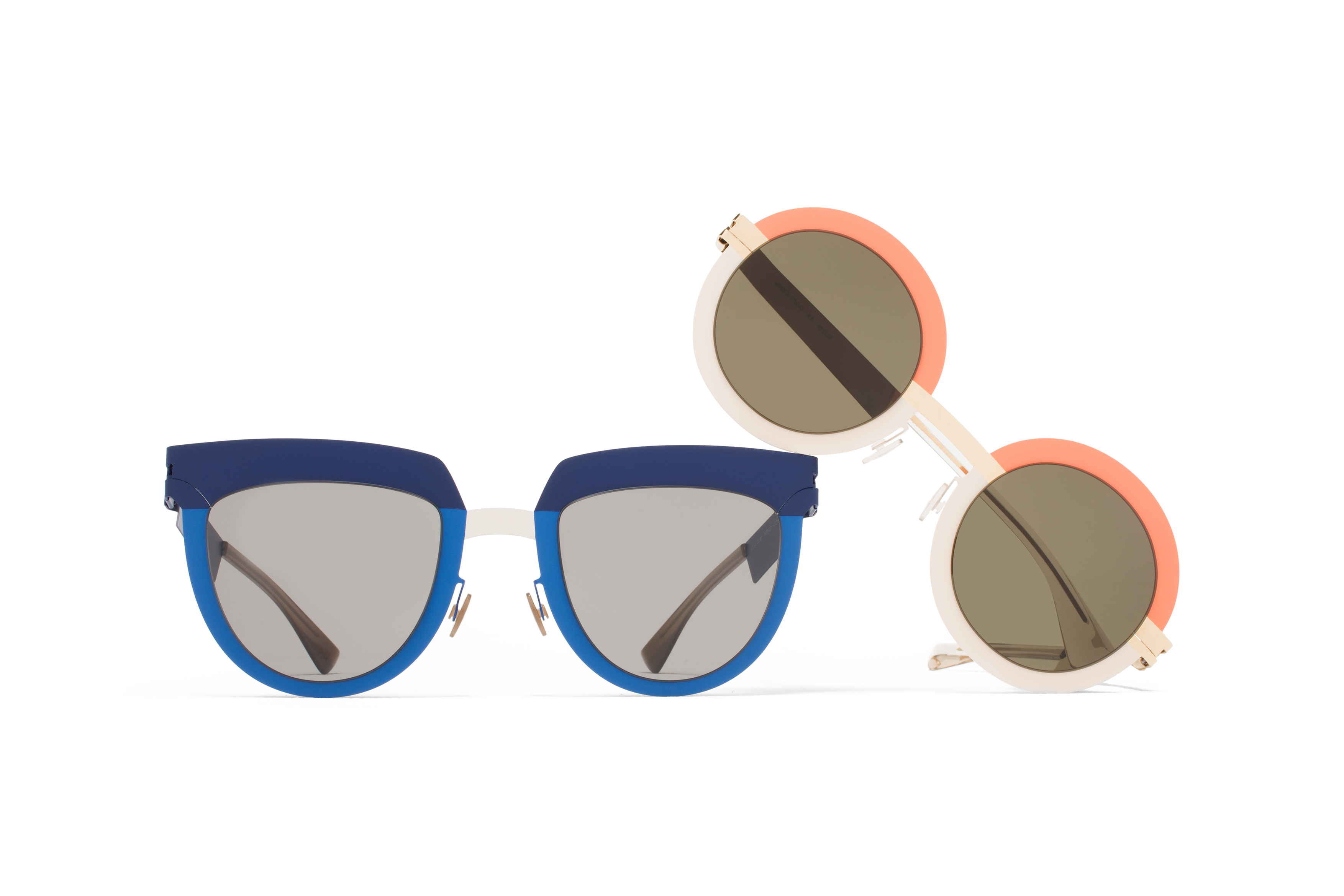 MYKITA Studio Sun Studio S10 Blue Sky Modules Grey Solid S9 Sunny Sky Modules Grey Solid Gs