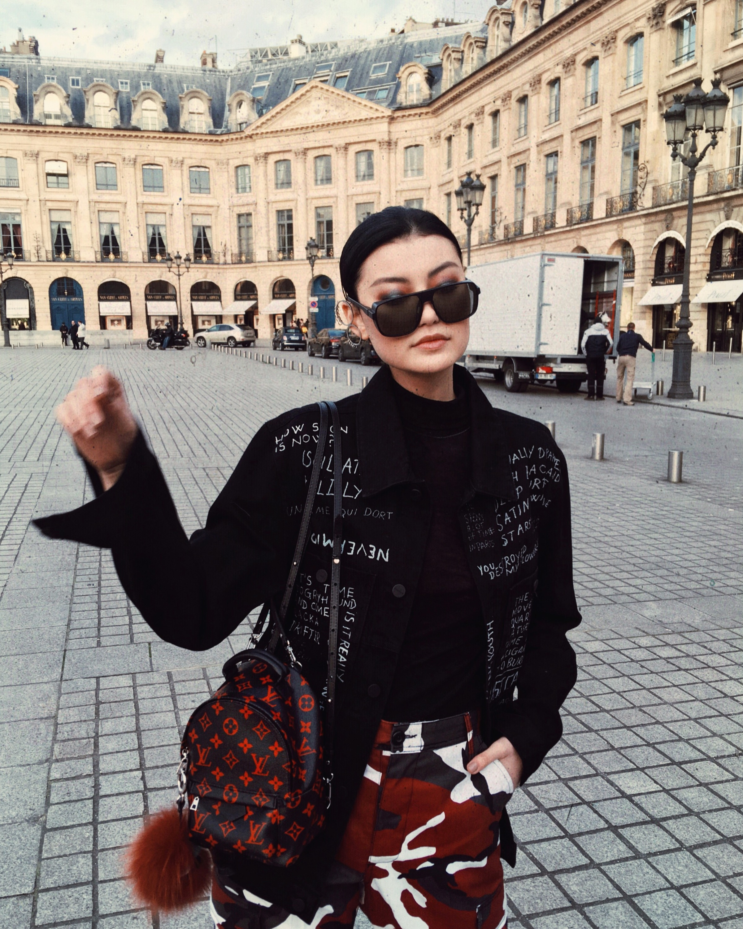 Model Parisian and MYKITA fan Amalie Gassmann shares her local tips for Paris in 24 hours with MYKITA JOURNAL