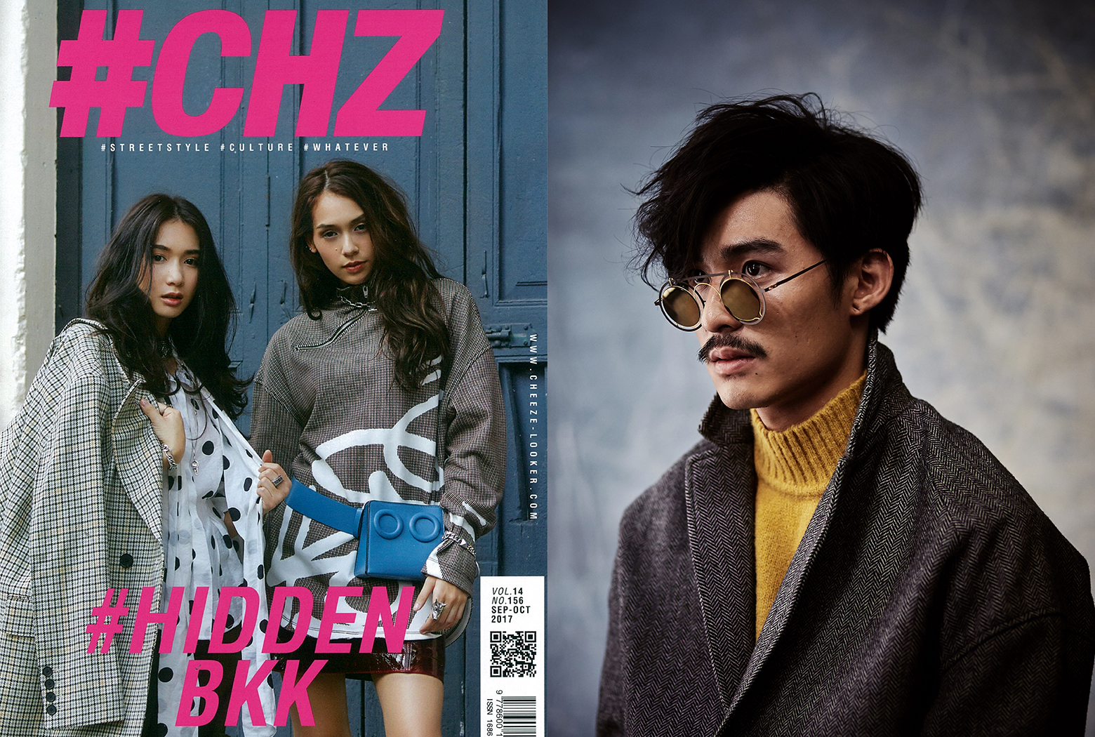 MYKITA / DAMIR DOMA SIRU sunglasses featured in Cheeze Thailand