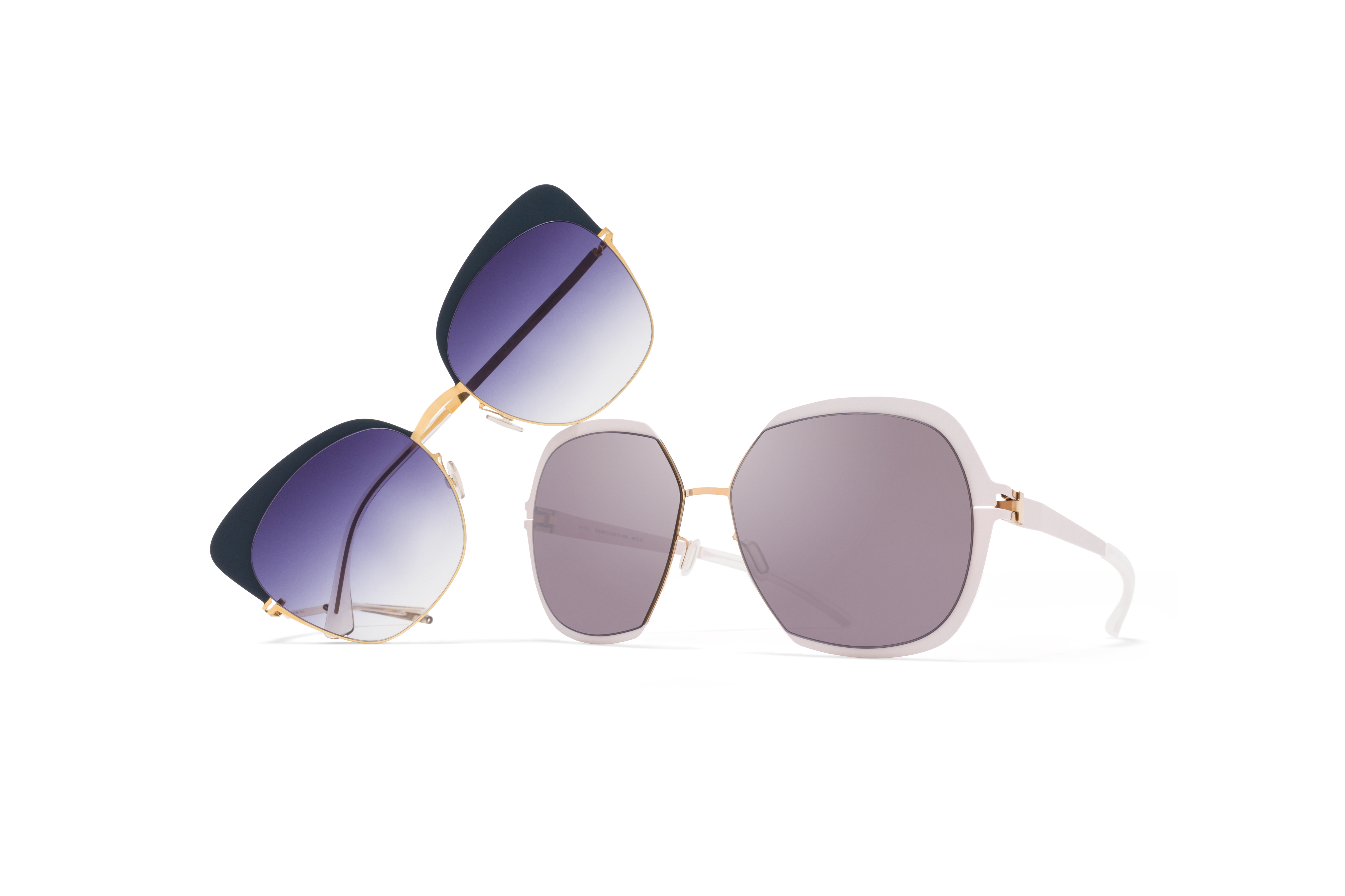 MYKITA Decades Sunglasses Anneli Felicia