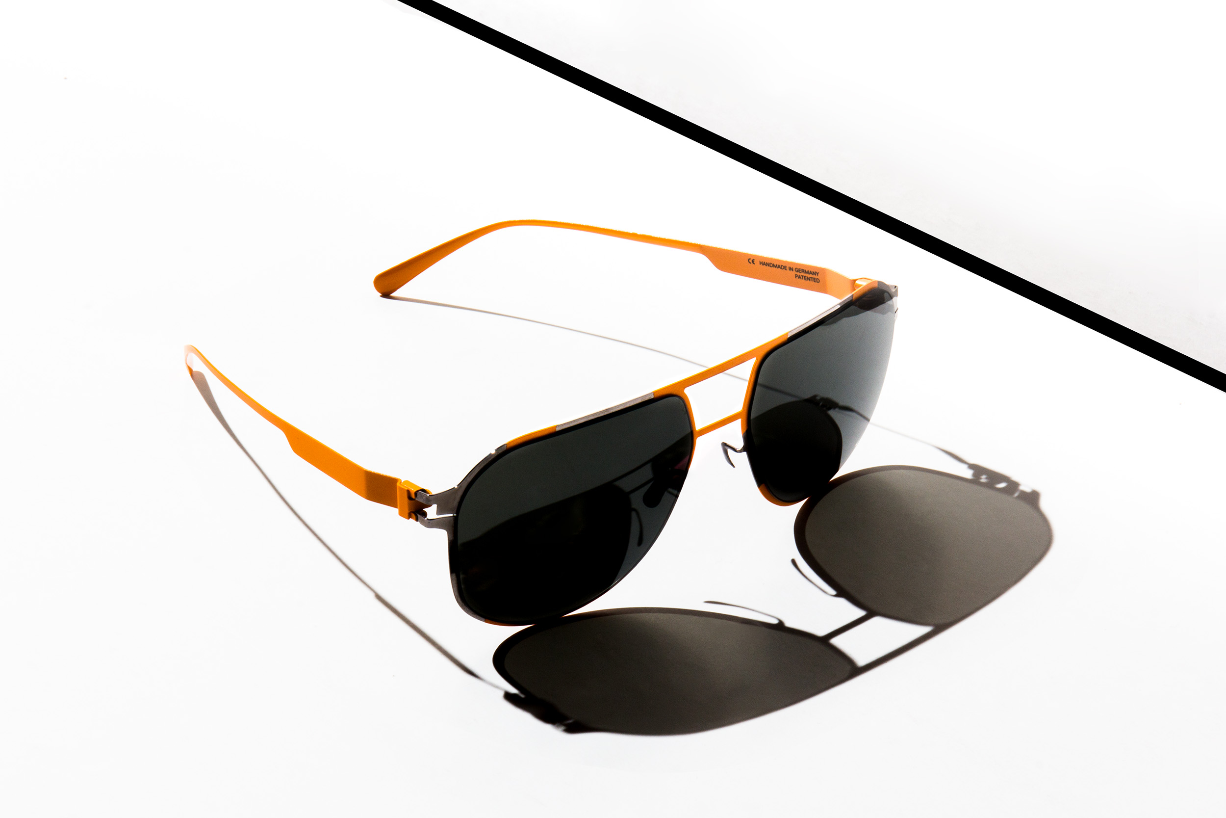 MYKITA For Perlon Perl Sunglasses Orange