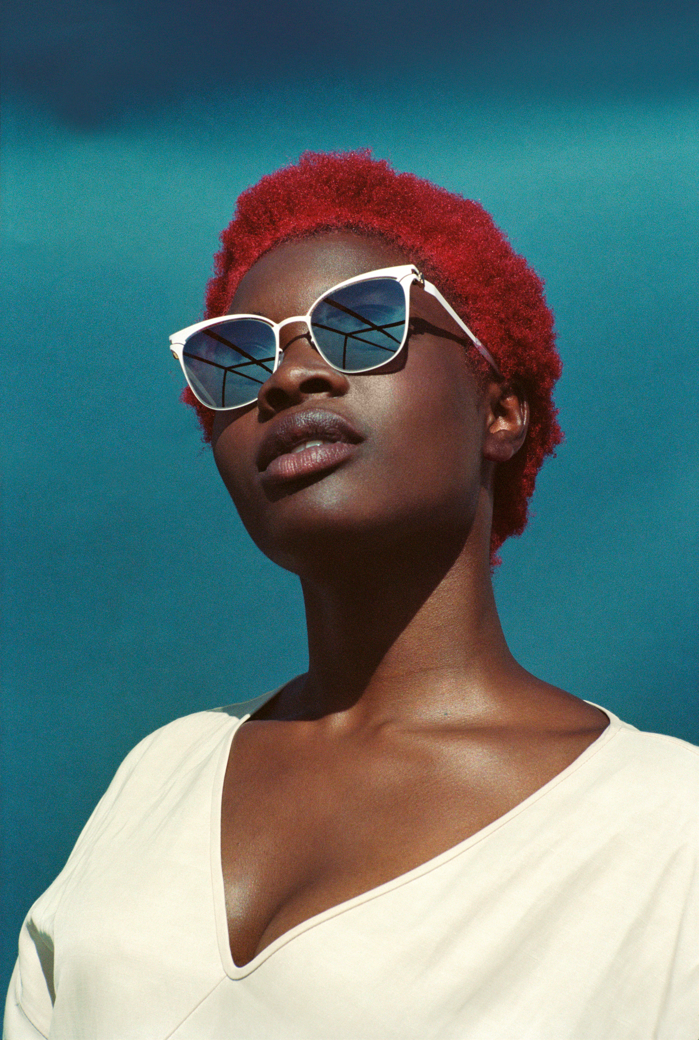 MYKITA Campaign Decades Sunglasses Gina
