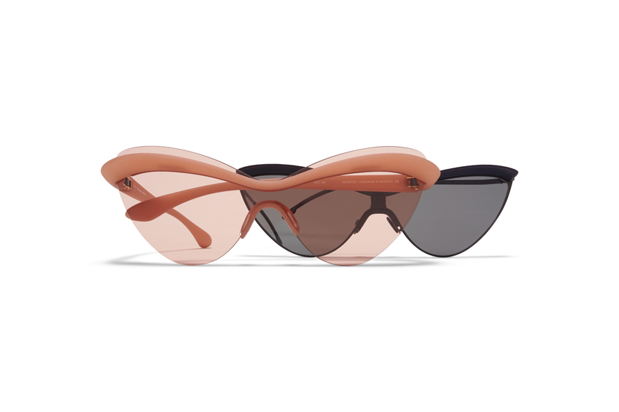 MYKITA Maison Margiela Couple Shot Echo