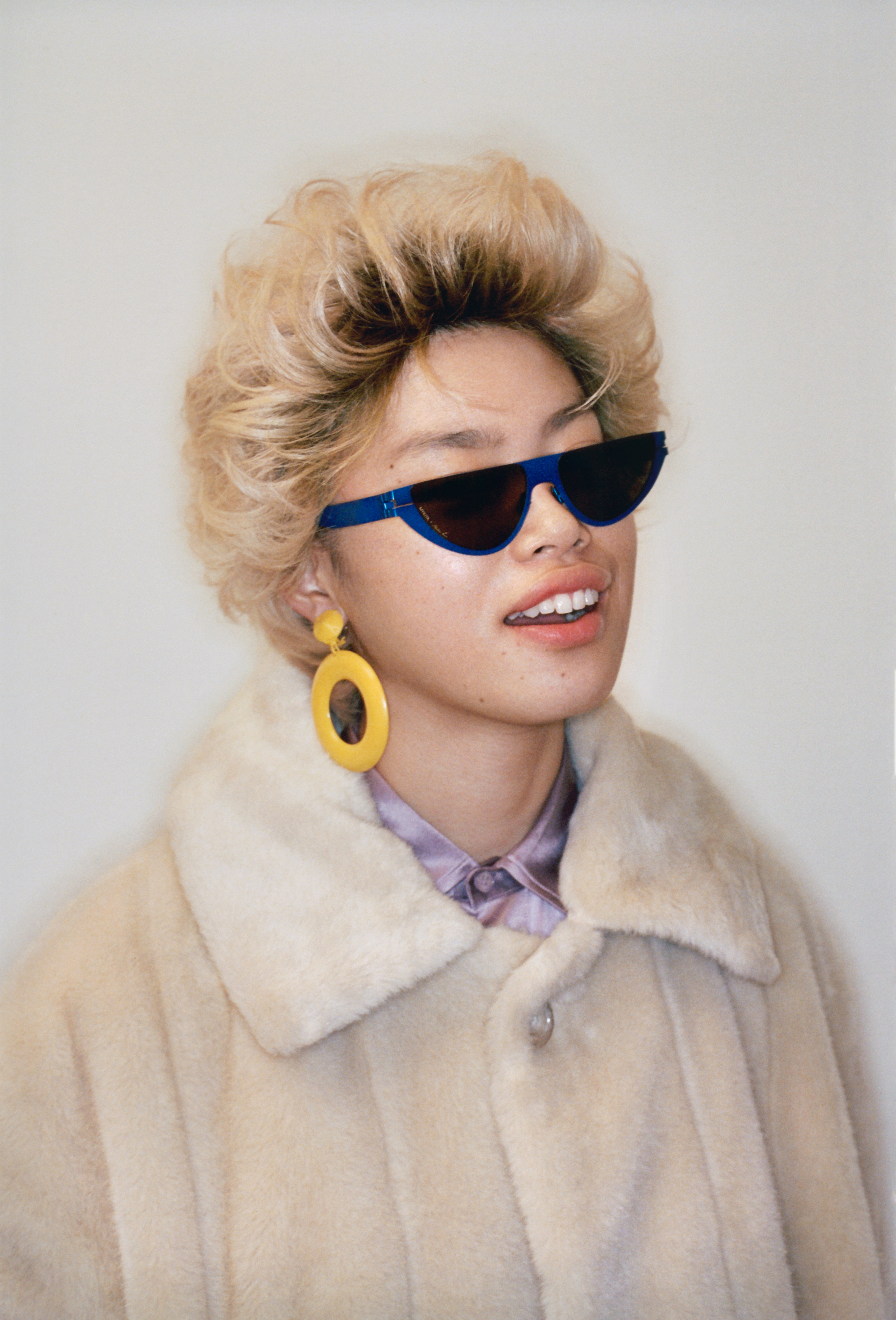 MYKITA Martine Rose Campaign Kitt Sun Glasses