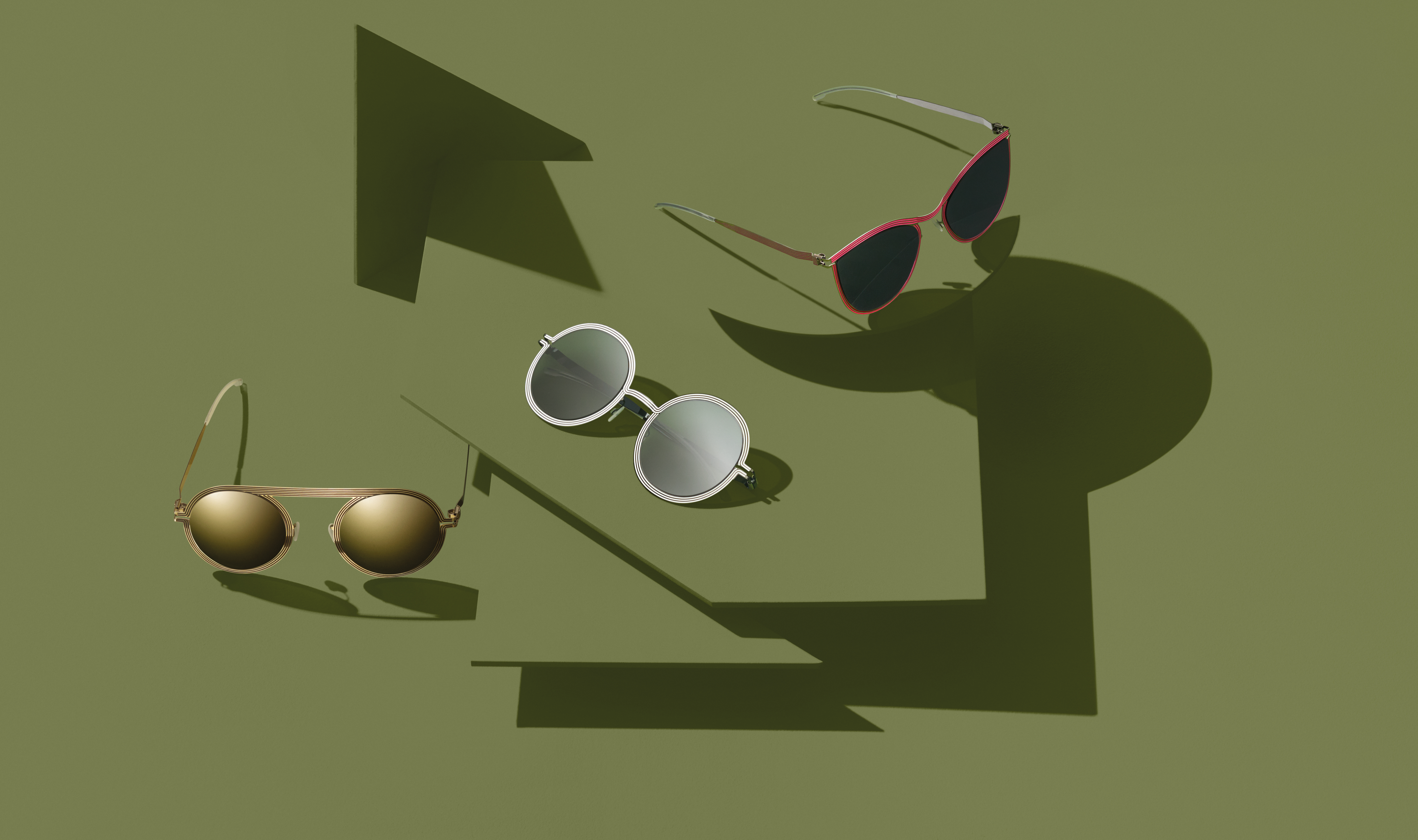 MYKITA Studio Sun Glasses