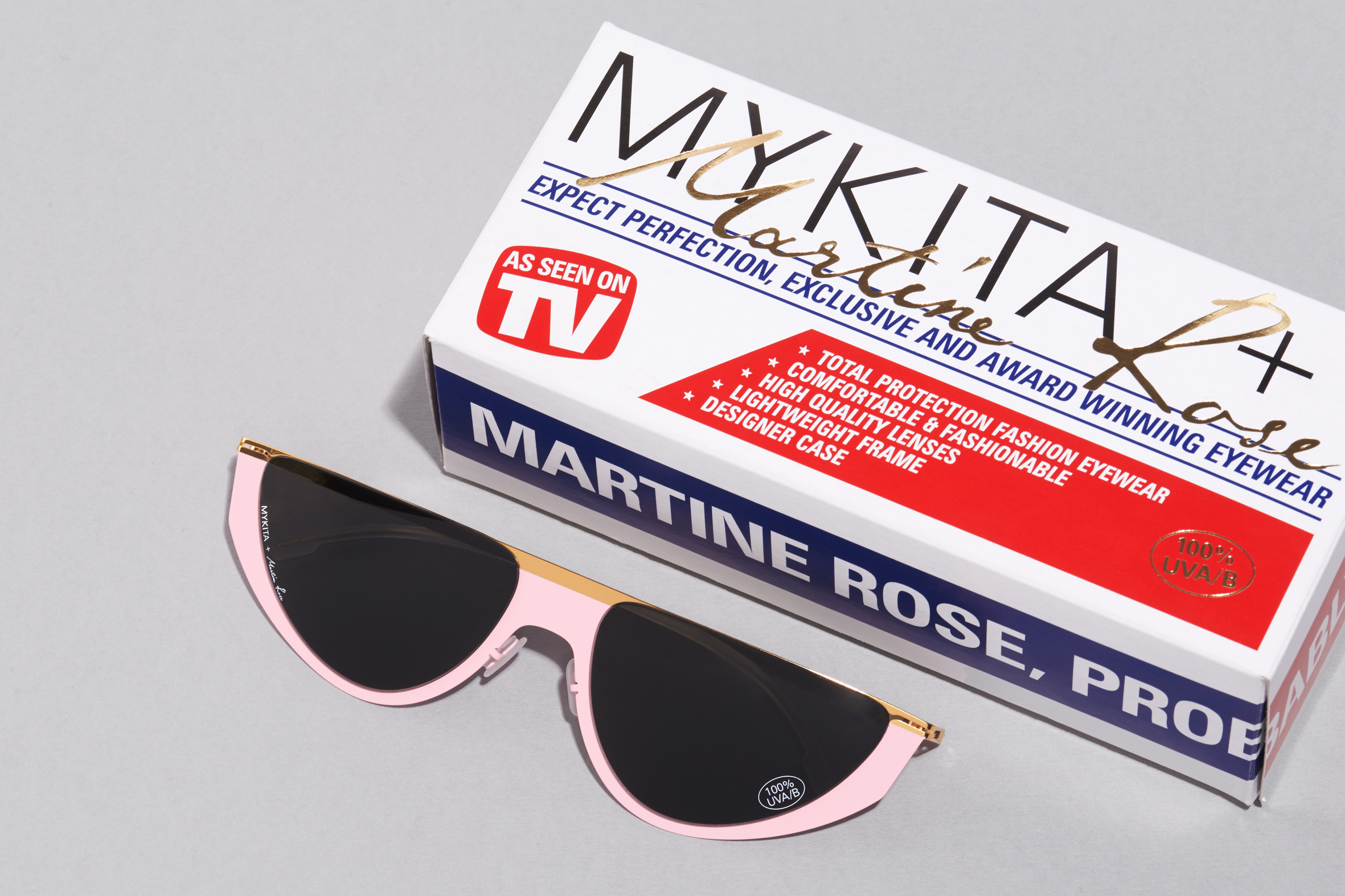 MYKITA Martine Rose Selina Pack Shot Optimized