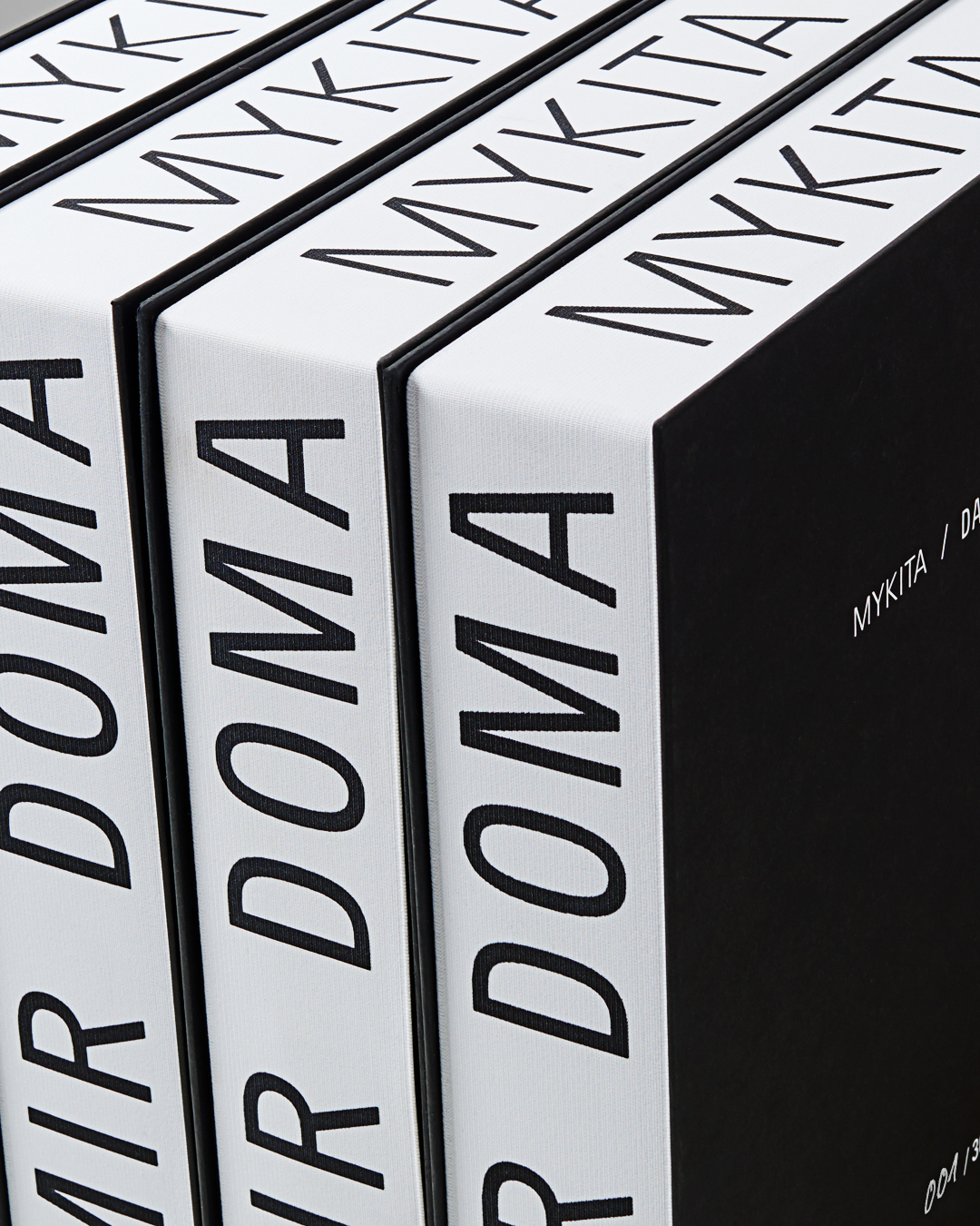 MYKITA Damir Doma Limited Edition Set Box