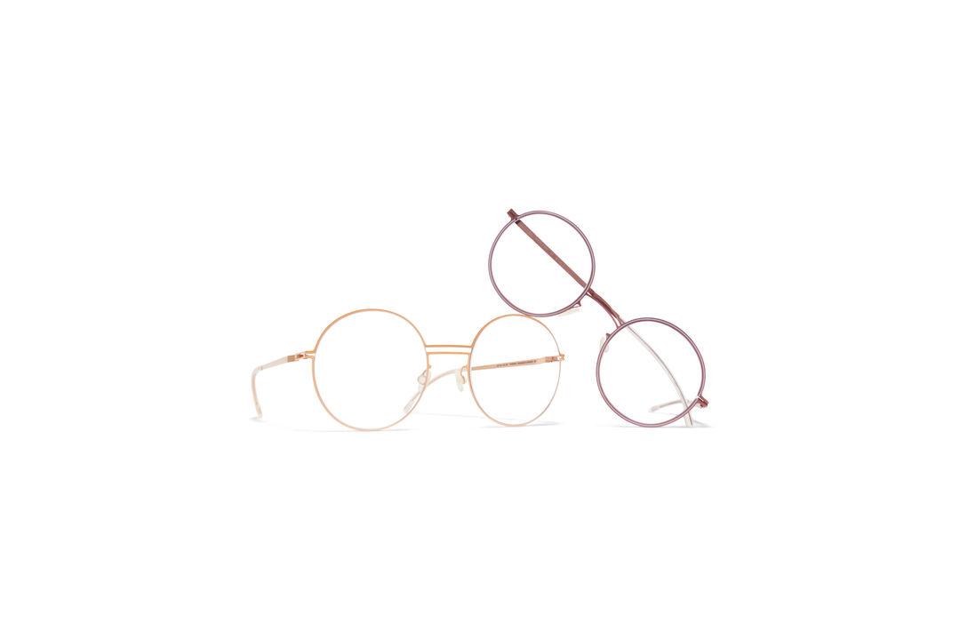 MYKITA - SHAPE / ROUND FRAME GLASSES - MYKITA EYEGLASSES