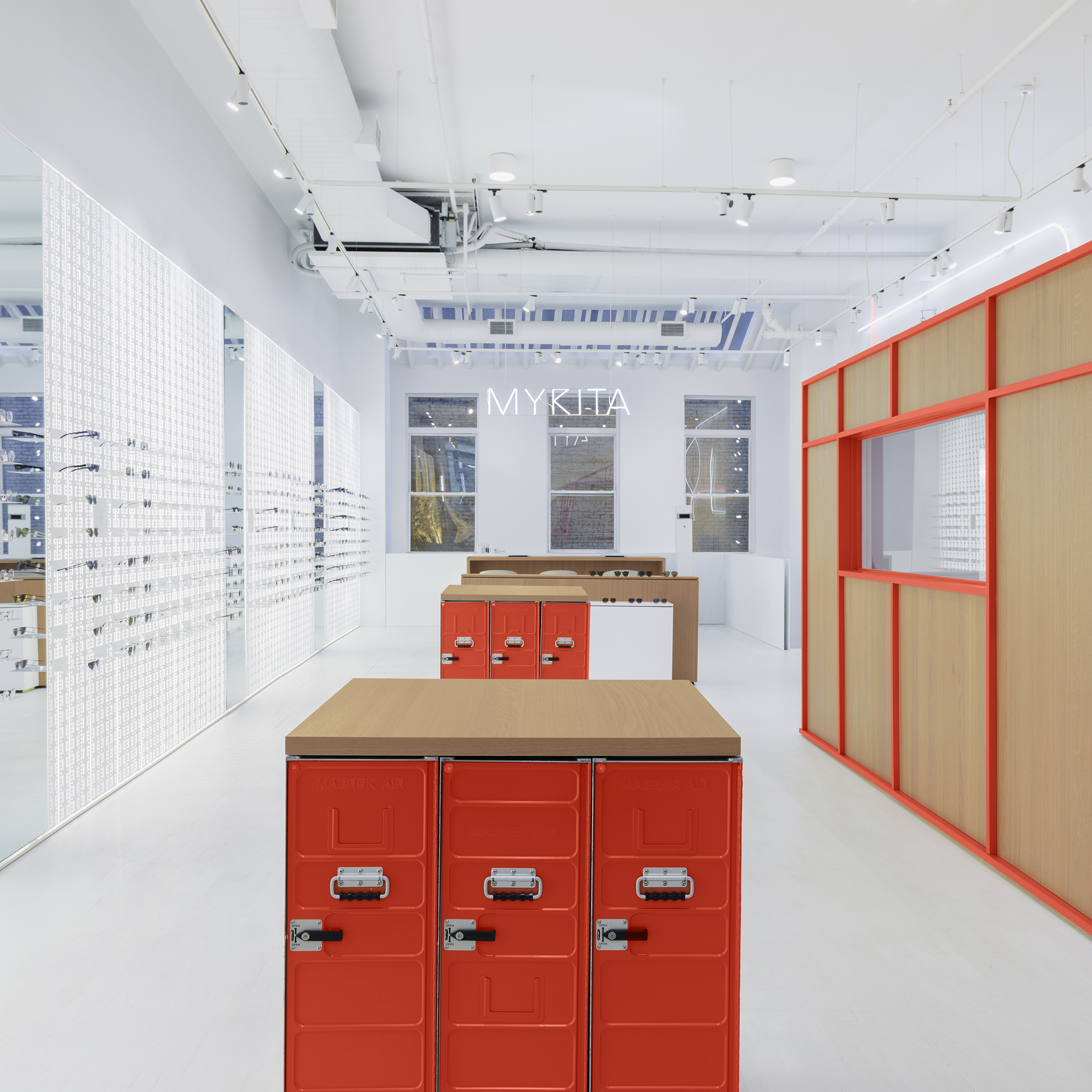 MYKITA Shop New York Broome Street