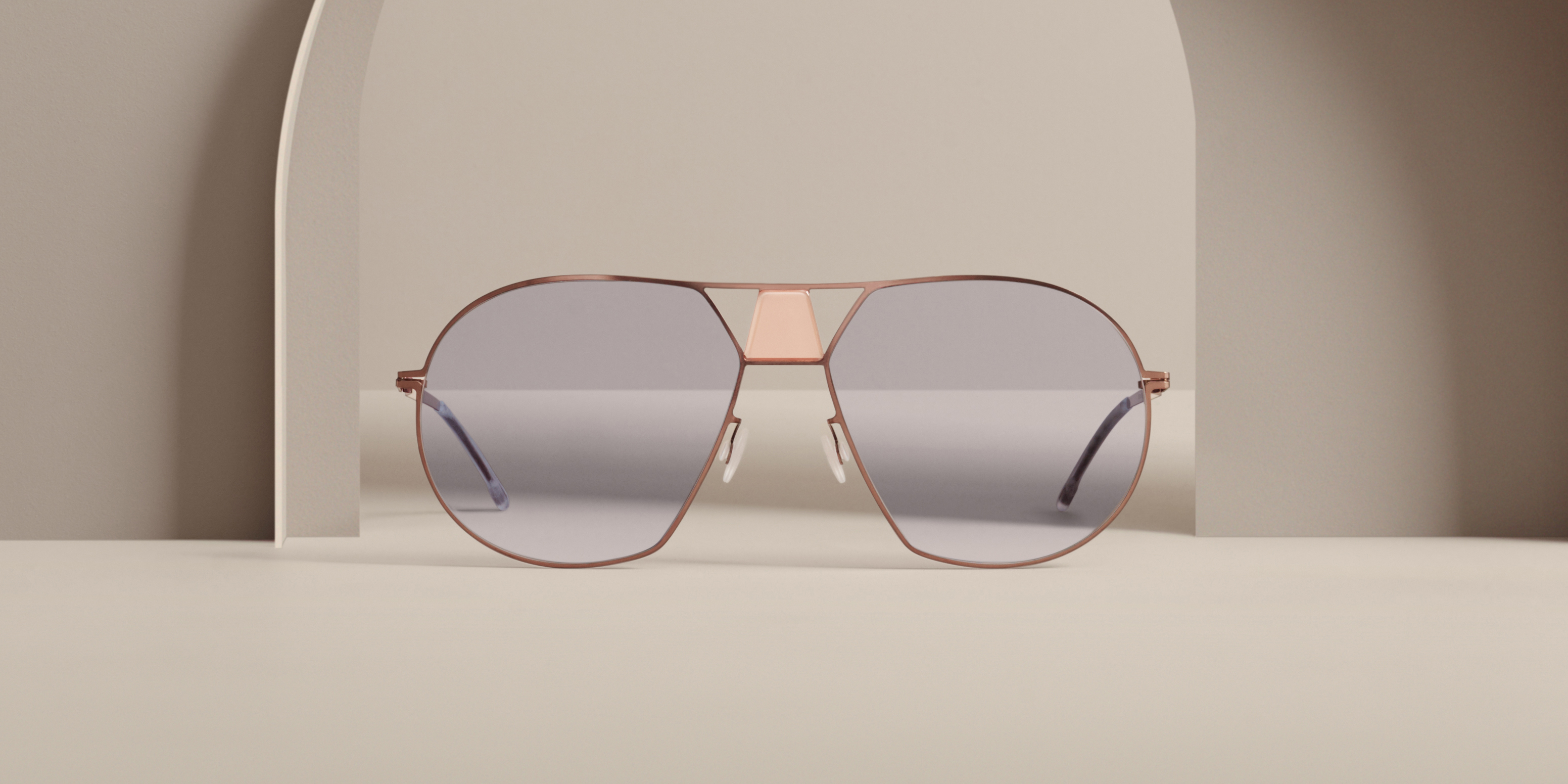 MYKITA Campaign Studio Shiny Copper Misty Peach Rgb