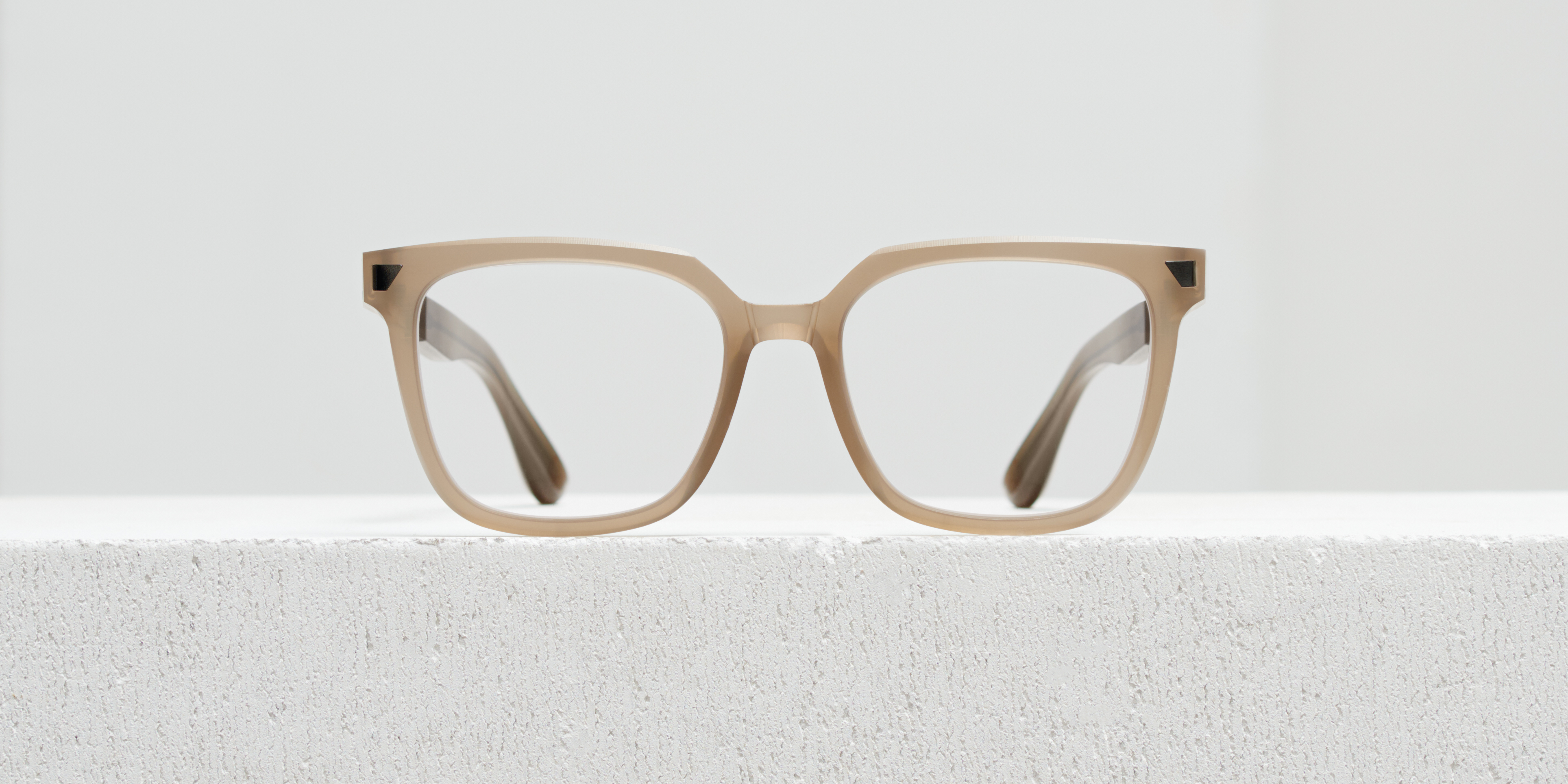 MYKITA Mm Rx Mmraw009 Raw Taupe Graphite Clear V1