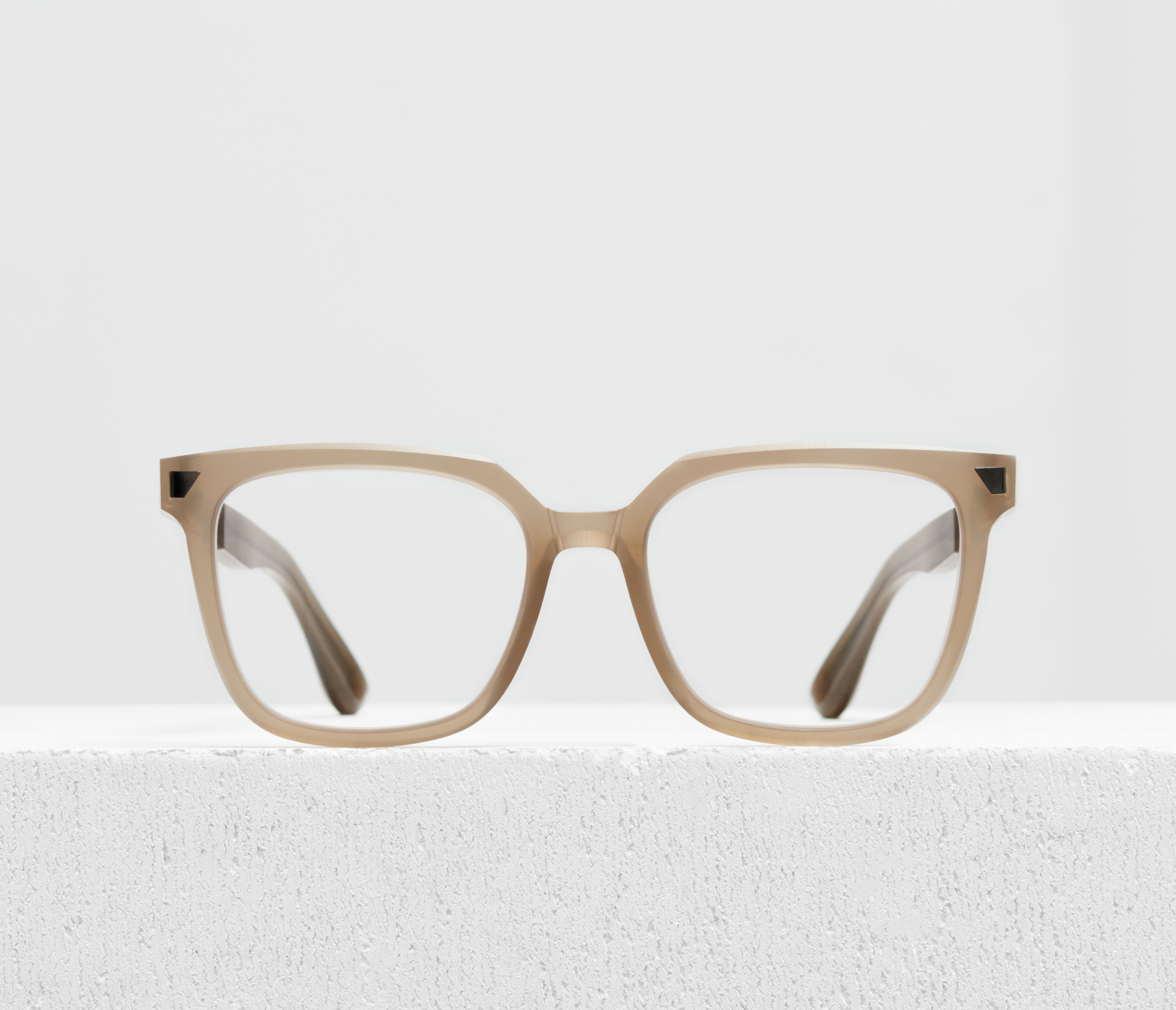 MYKITA Mm Rx Mmraw009 Raw Taupe Graphite Clear V2