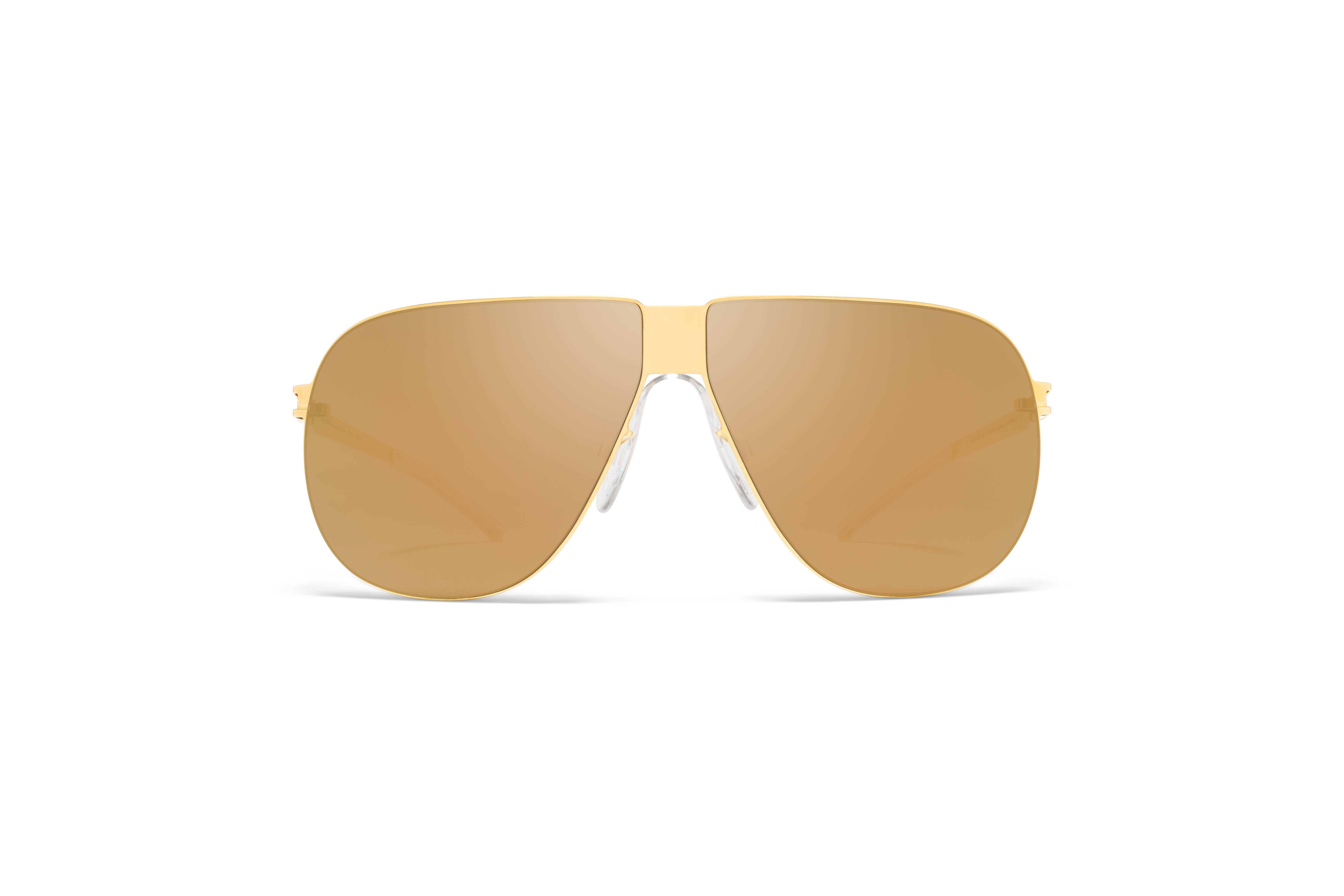 MYKITA Bw Sun Ferdl F9 Gold Gold Flash