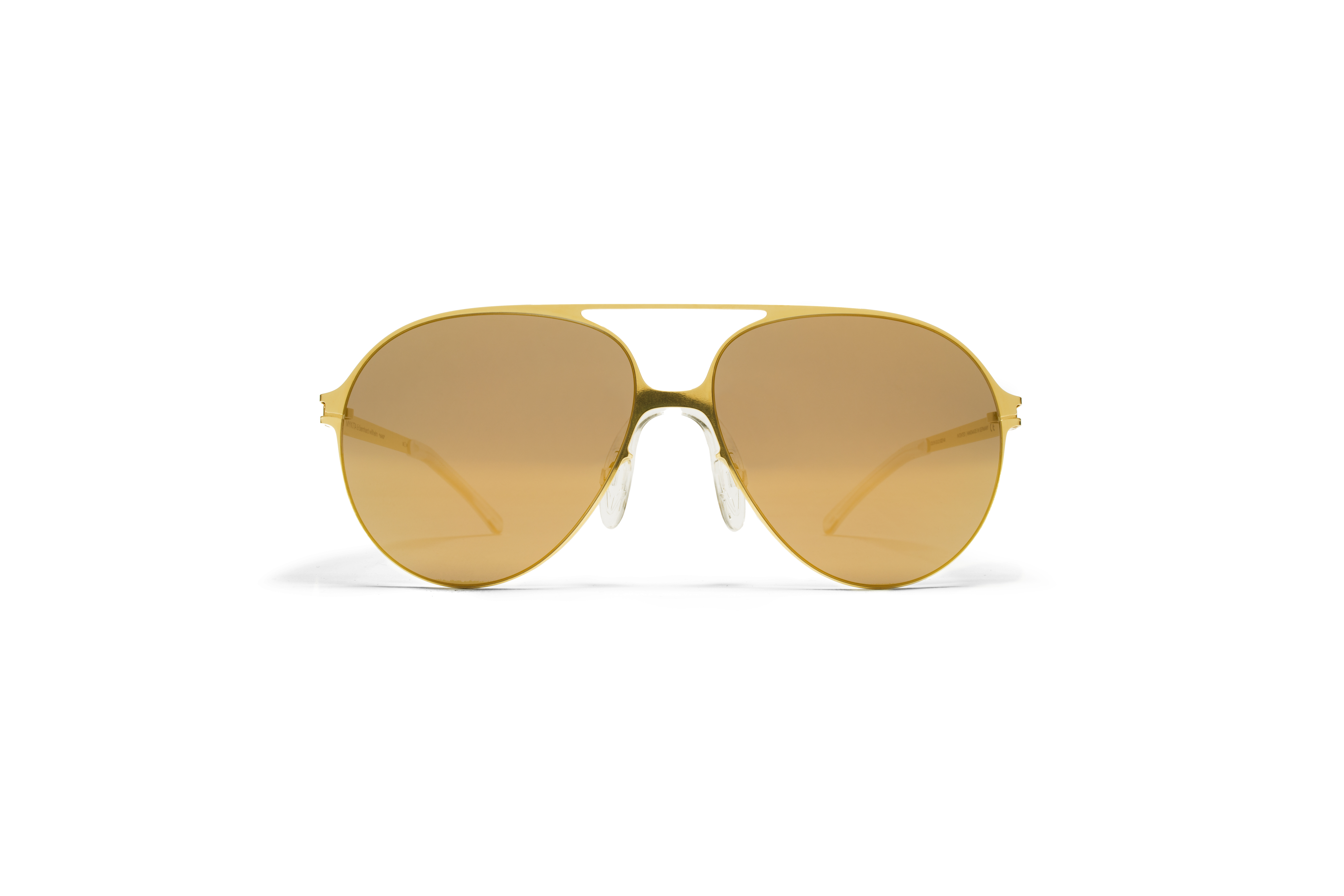 MYKITA Bw Sun Hansi F9 Gold Gold Flash