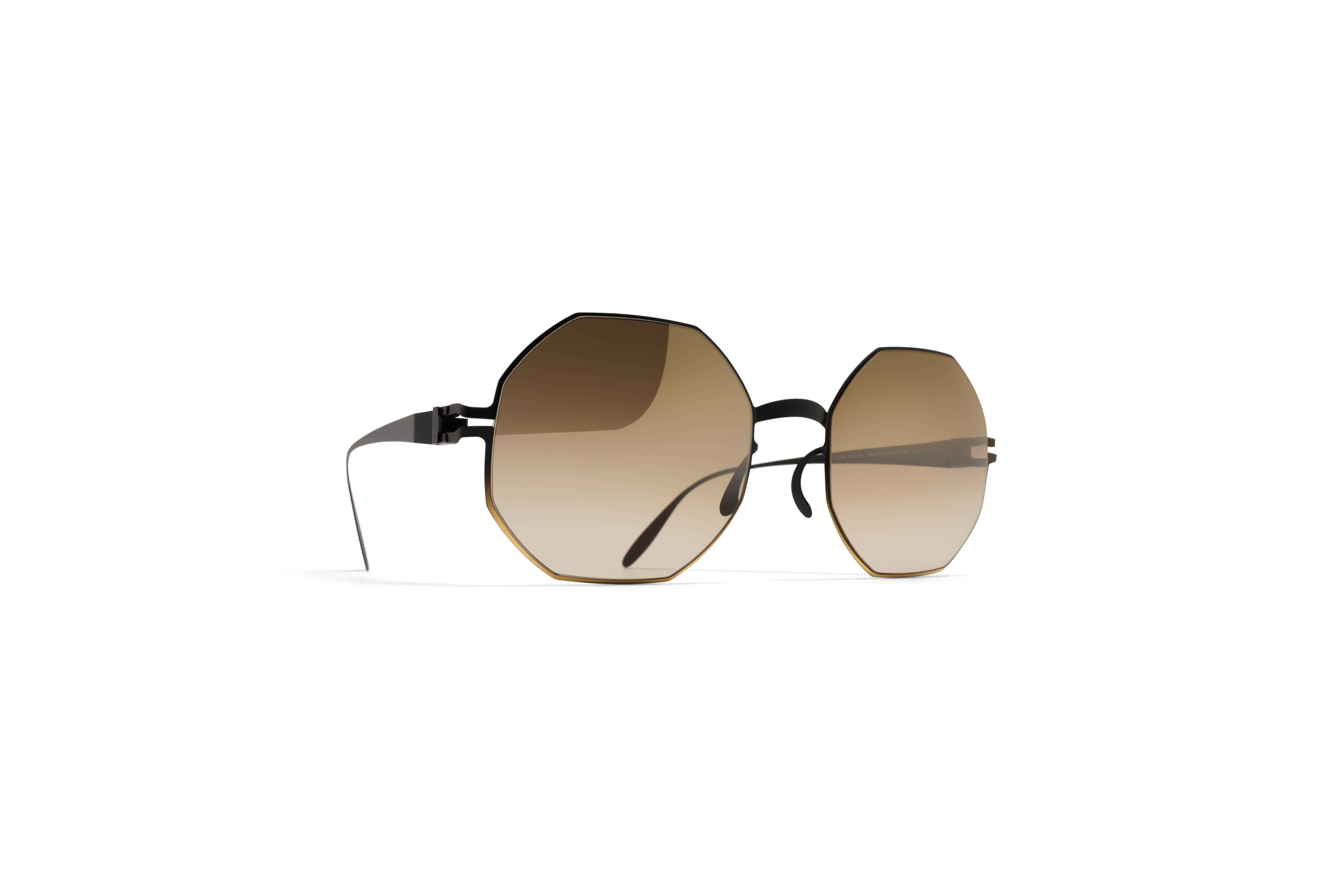 MYKITA Bw Sun Ursula F67 Black Gold Brown Gradient58a452b5b9511
