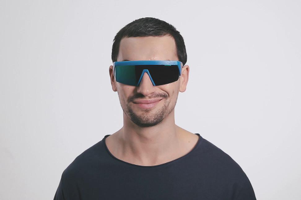 Vice black sunglasses by Bernhard Willhelm Mykita AA9wjFHh